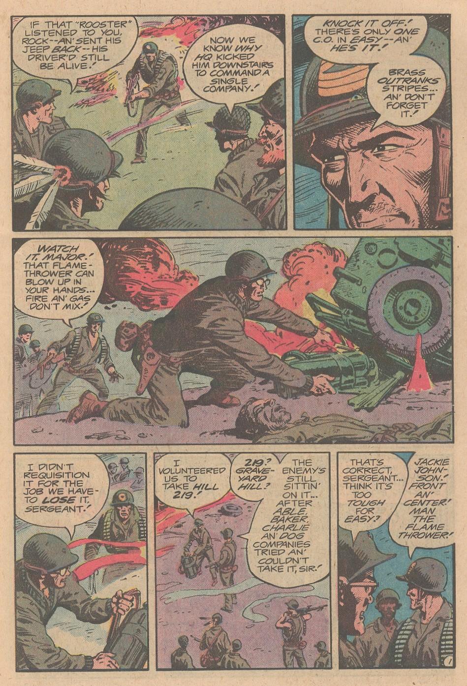 Read online Sgt. Rock comic -  Issue #353 - 8