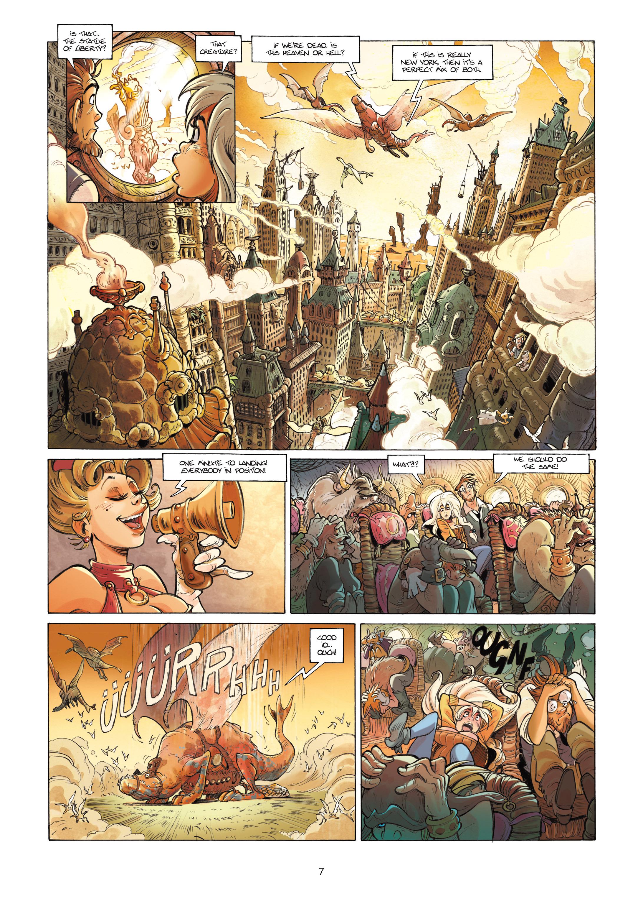 Ekho #1 - Read Ekho Issue #1 Page 8