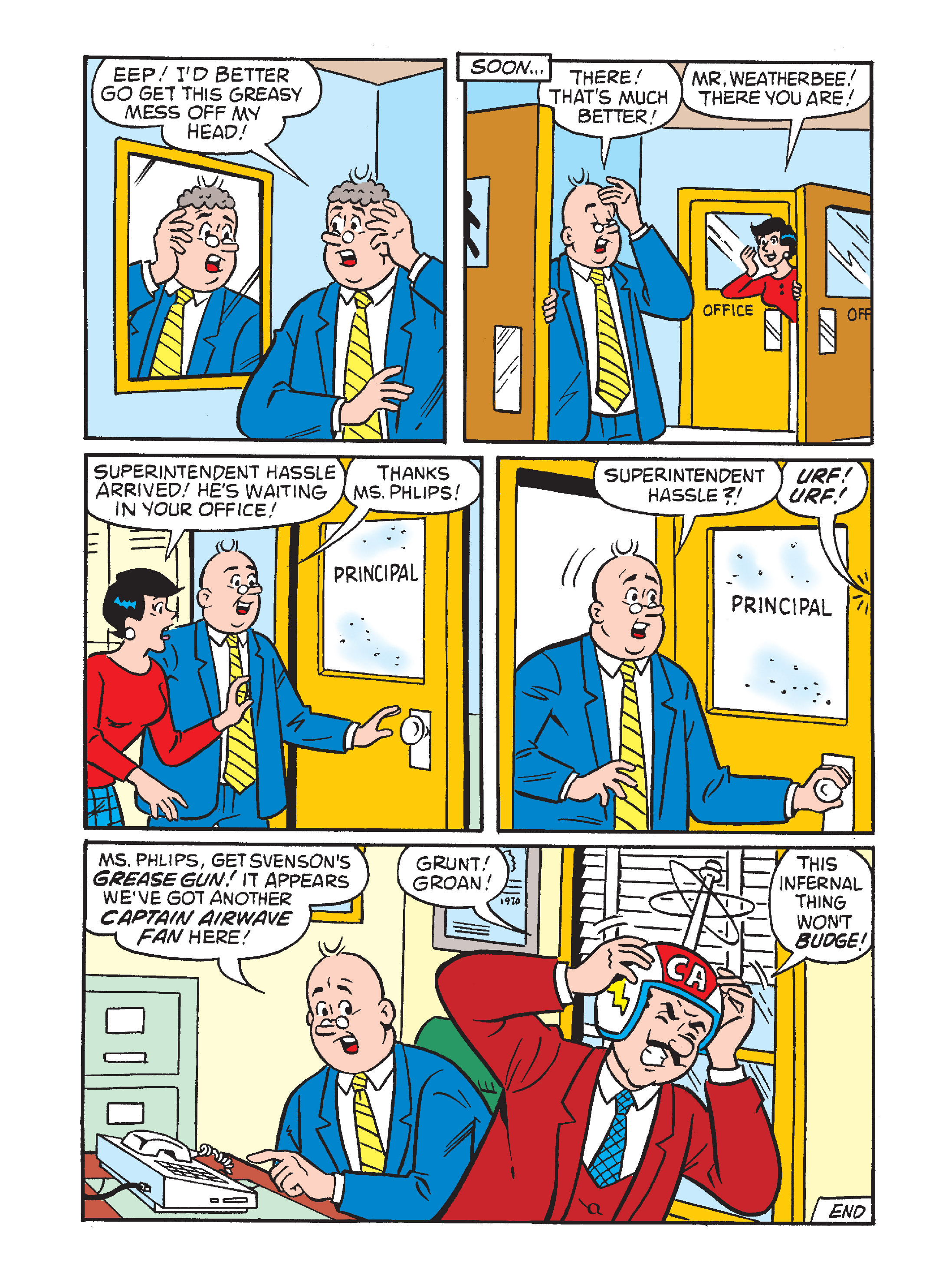 Read online Archie 1000 Page Comics Bonanza comic -  Issue #1 (Part 2) - 13