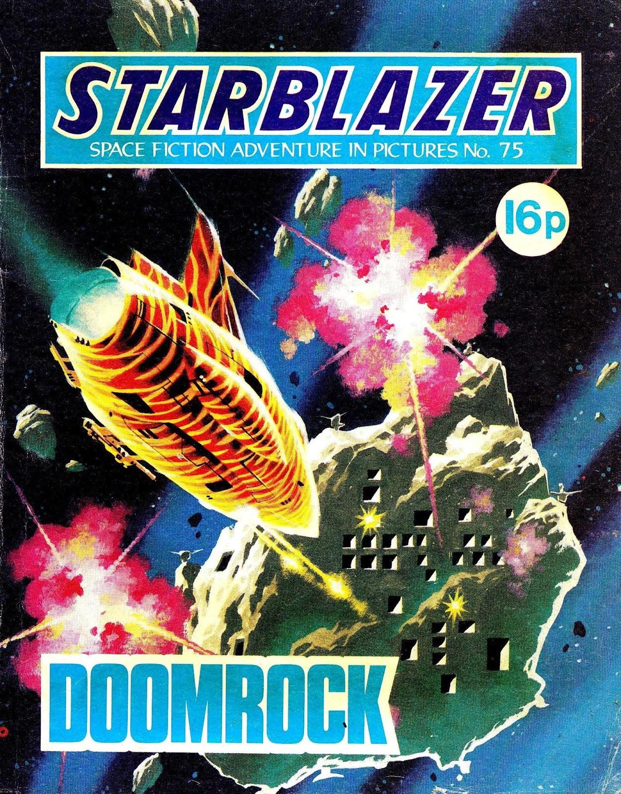 Starblazer issue 75 - Page 1