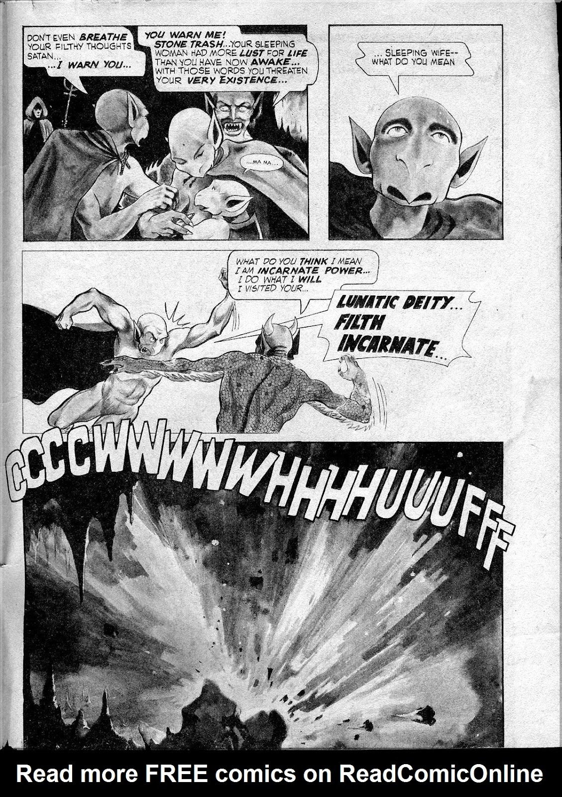 Nightmare (1970) issue 10 - Page 66