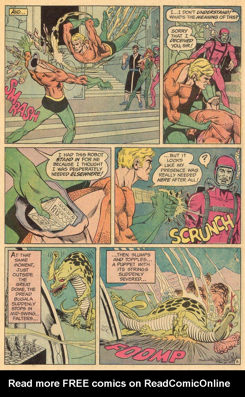 Read online Adventure Comics (1938) comic -  Issue #436 - 23
