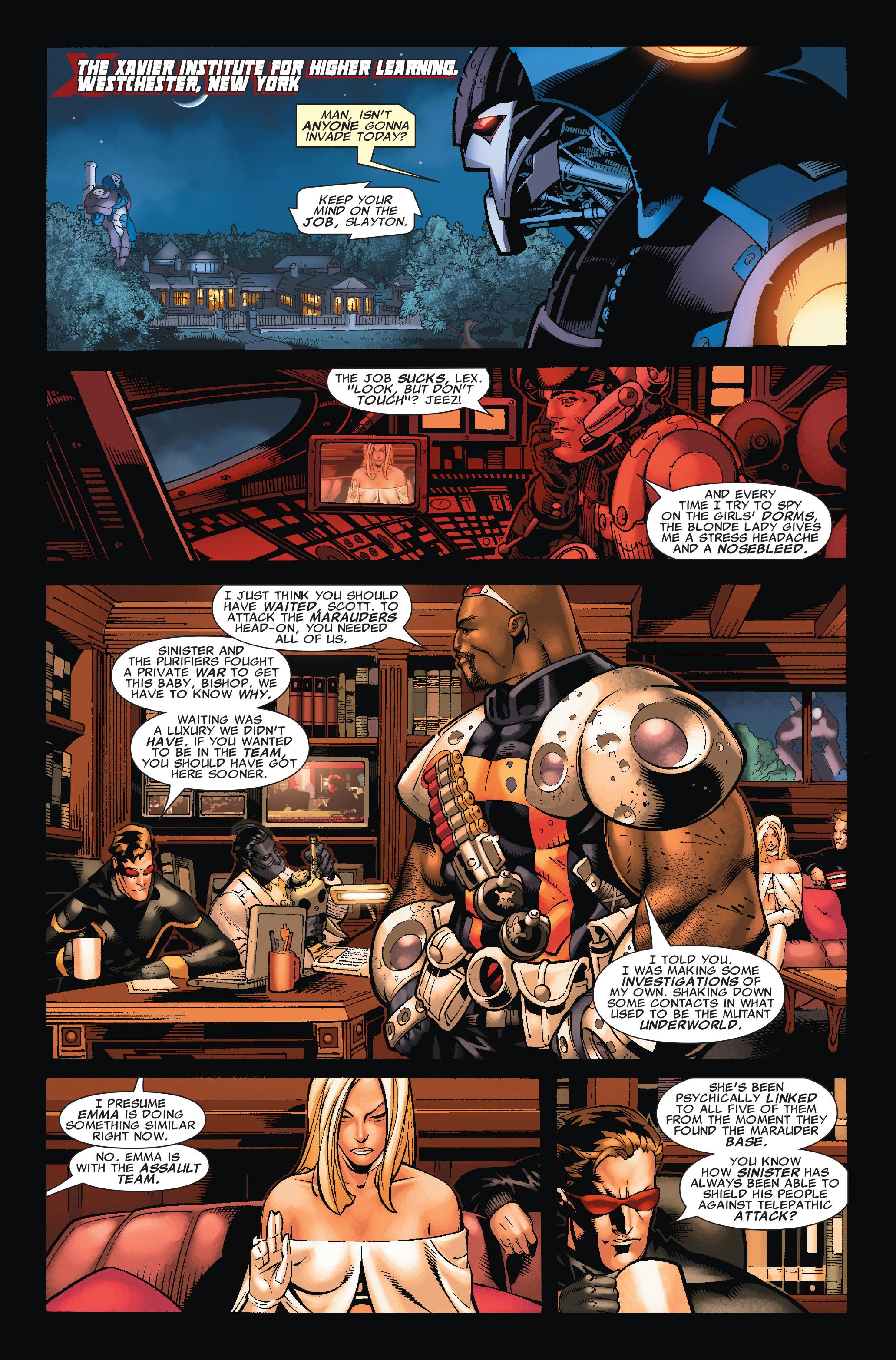 X-Men (1991) 205 Page 5