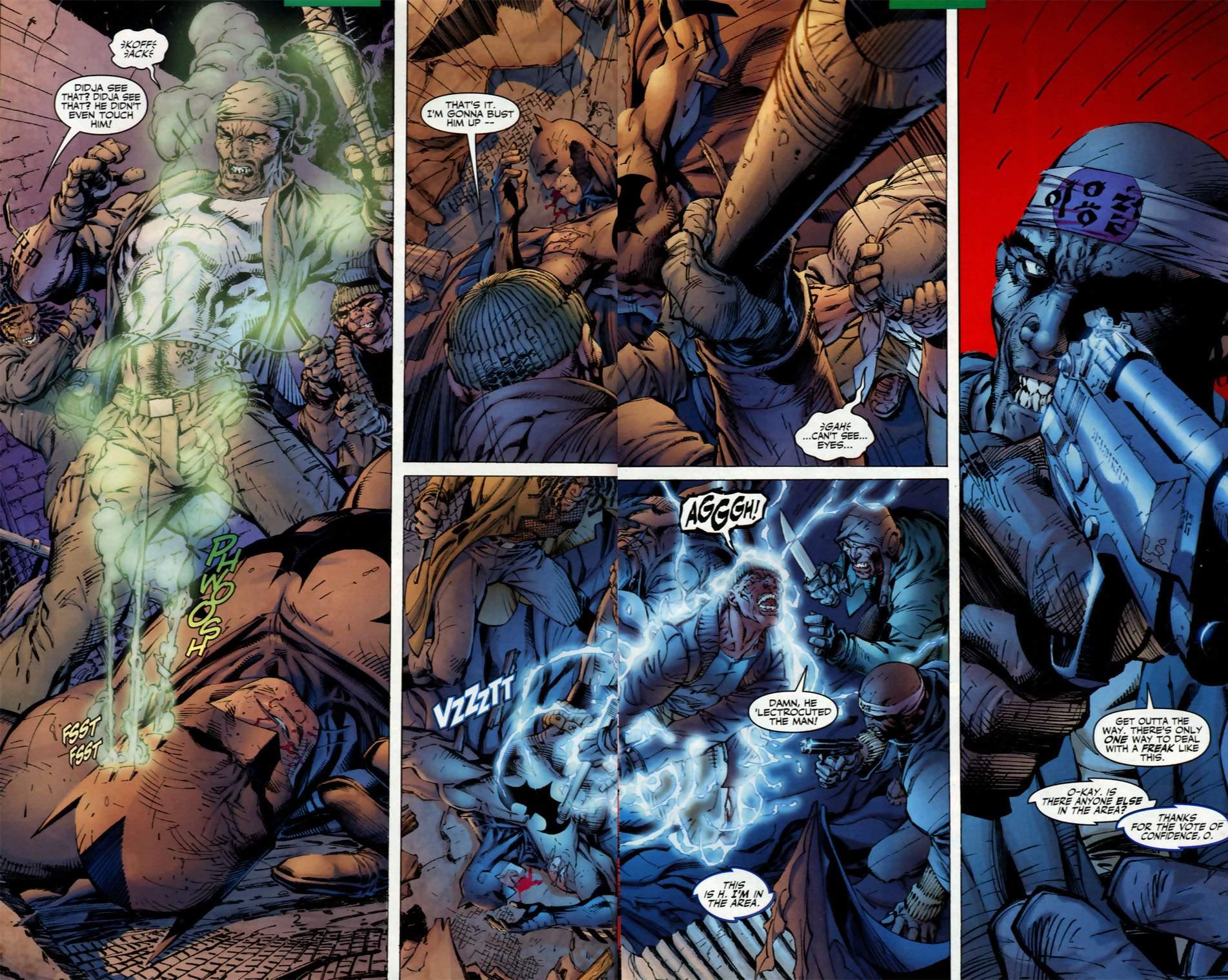 Read online Batman: Hush comic -  Issue #2 - 3