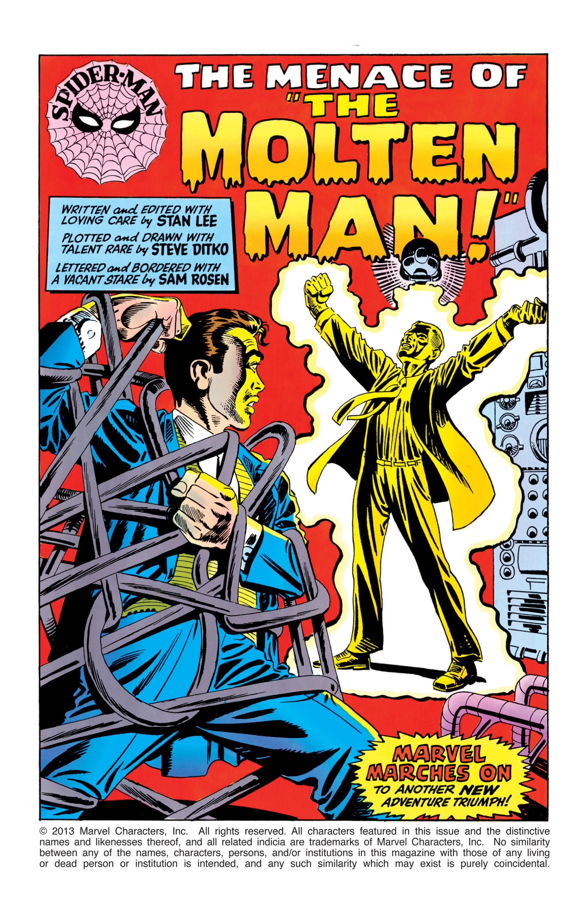 The Amazing Spider-Man (1963) 28 Page 1