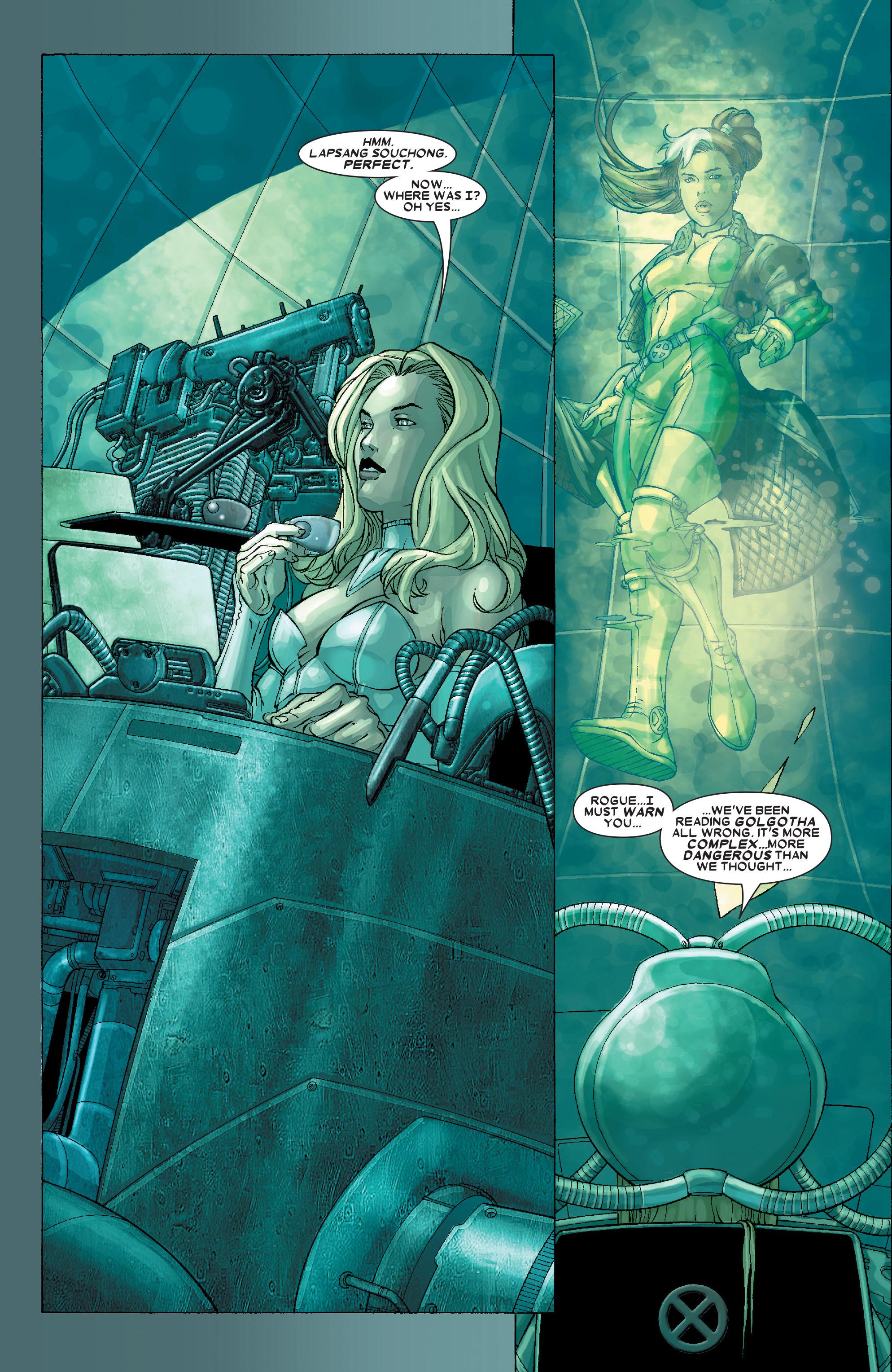 X-Men (1991) 168 Page 2