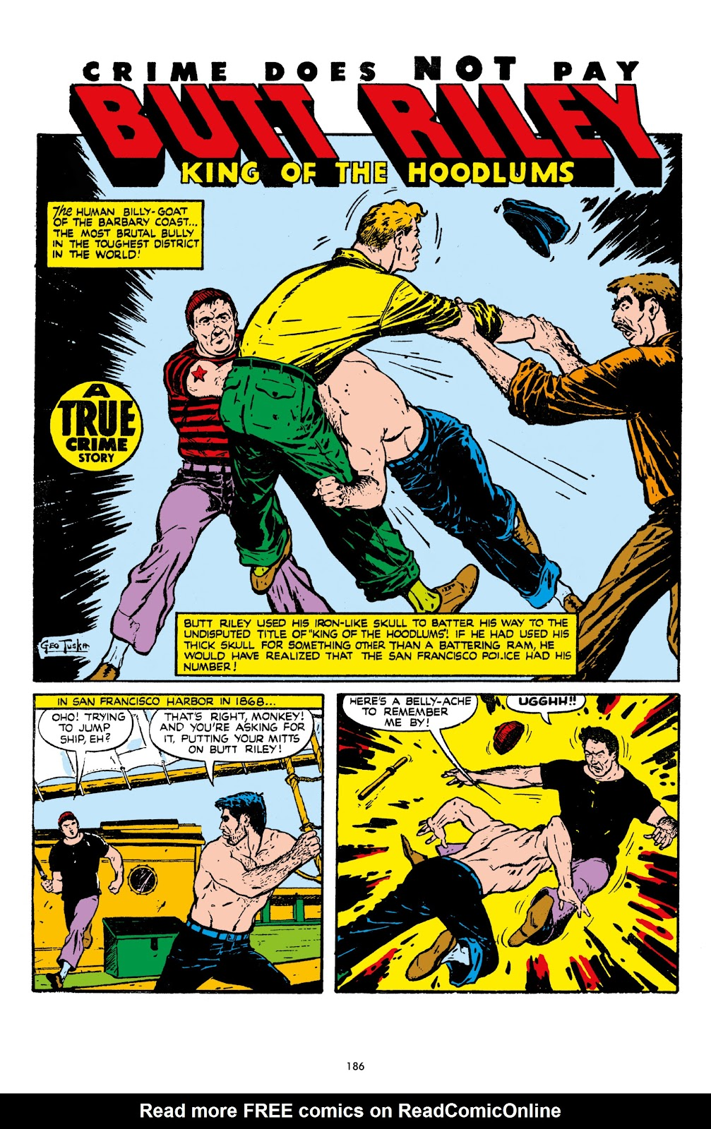 Read online Crime Does Not Pay Archives comic -  Issue # TPB 7 (Part 2) - 87