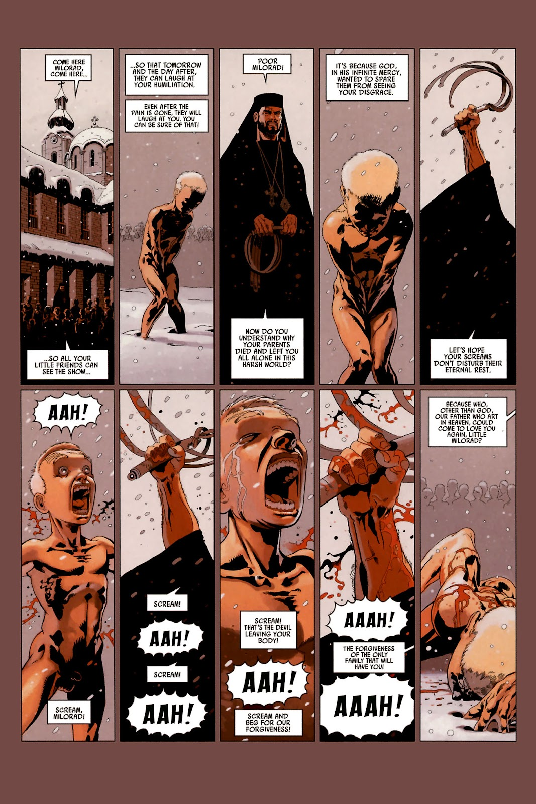 Read online Universal War One: Revelations comic -  Issue #2 - 6