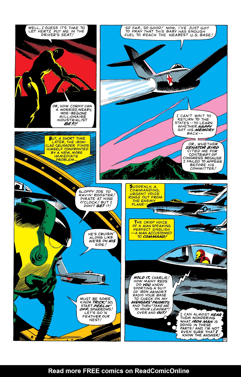 Read online Marvel Masterworks: The Invincible Iron Man comic -  Issue # TPB 3 (Part 3) - 90