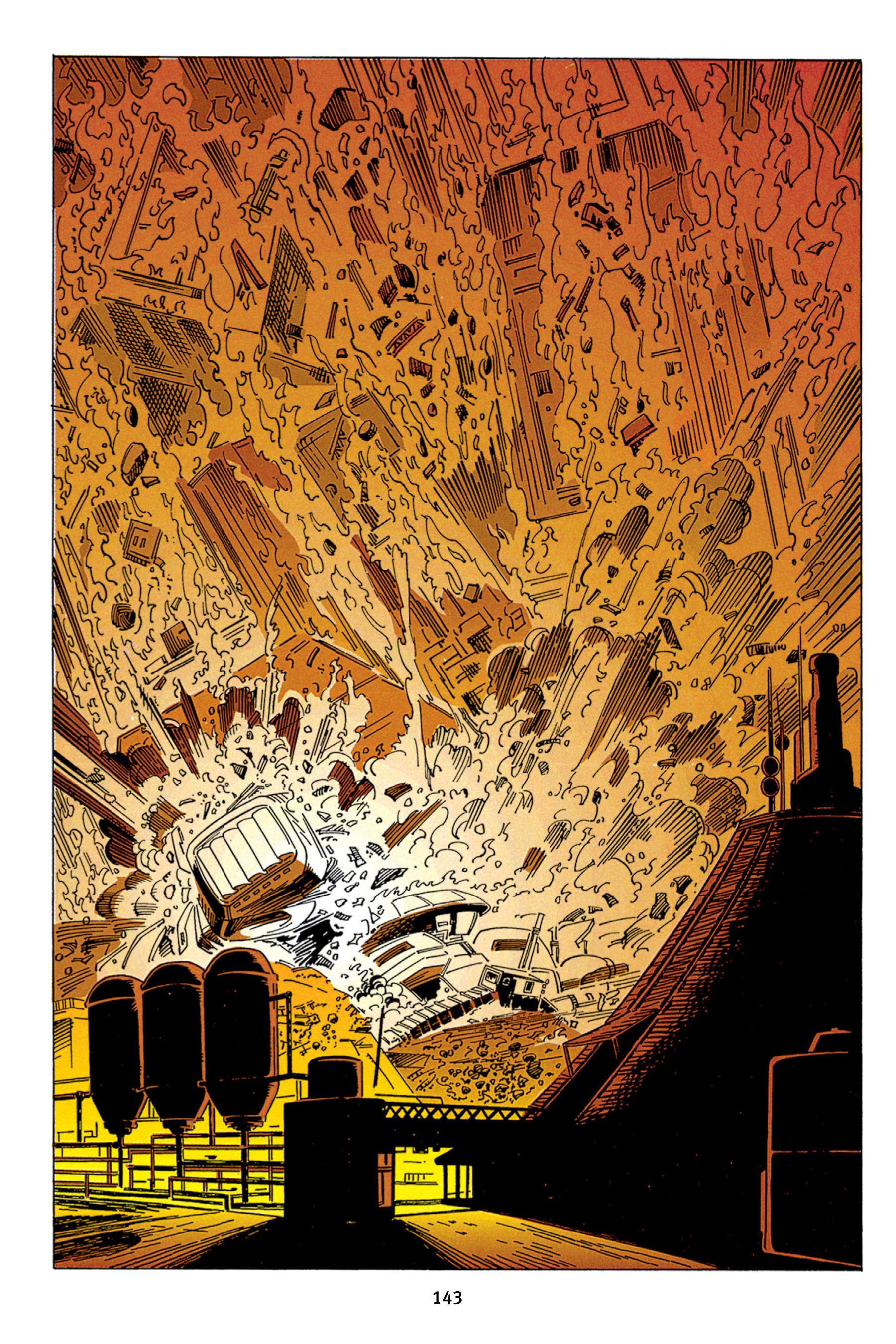 Read online Aliens vs. Predator Omnibus comic -  Issue # _TPB 1 Part 2 - 42