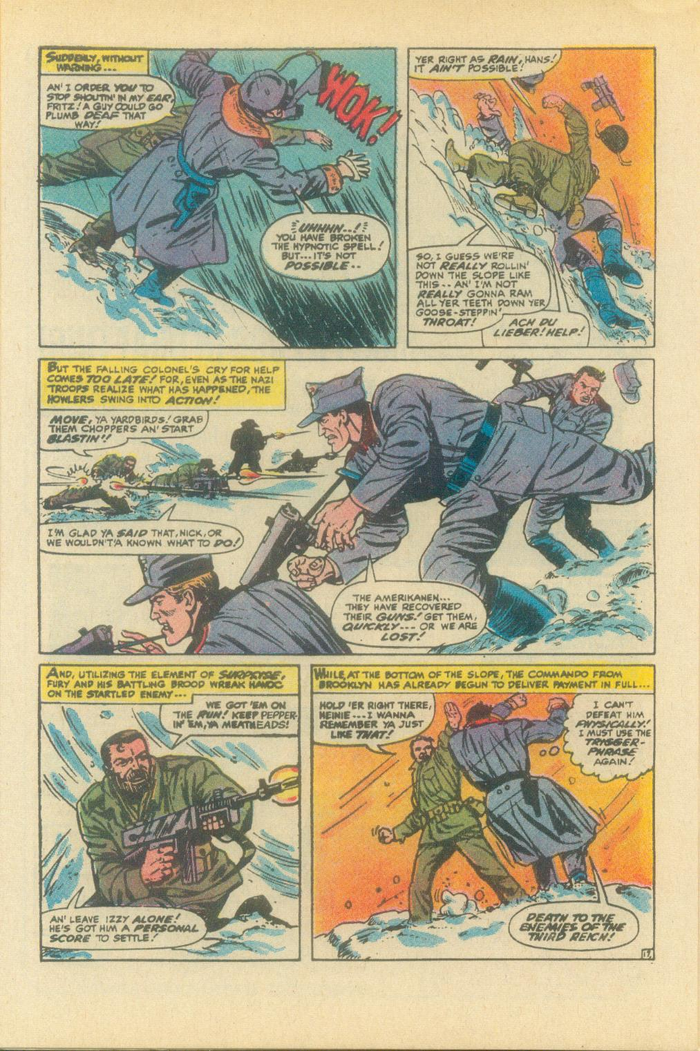 Read online Sgt. Fury comic -  Issue #93 - 28