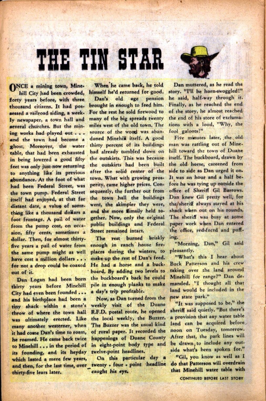 Gunsmoke Western issue 66 - Page 8
