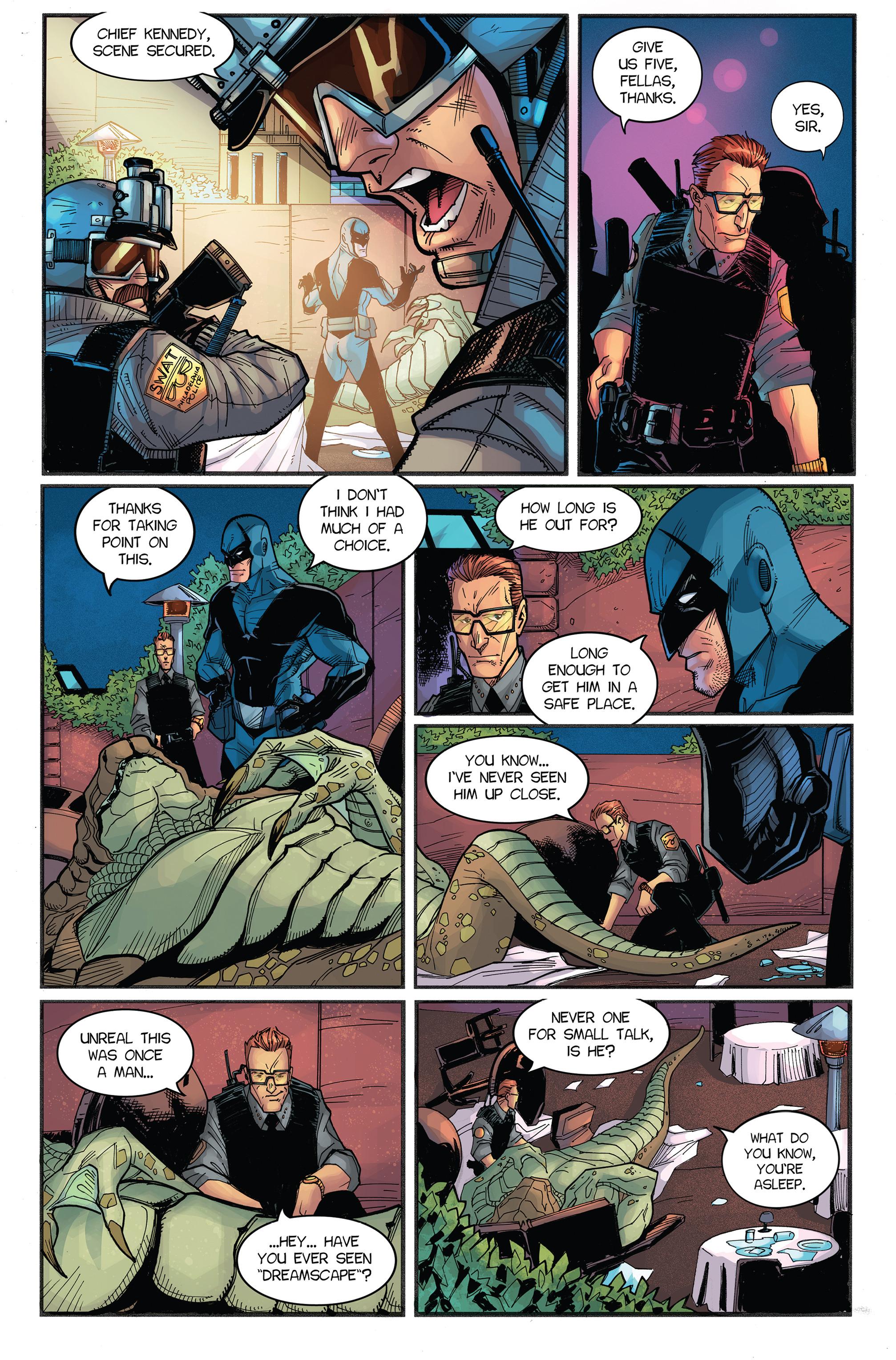 Read online Antiis Comics Presents, Vol. 1: Midknight comic -  Issue #Antiis Comics Presents, Vol. 1: Midknight Full - 6