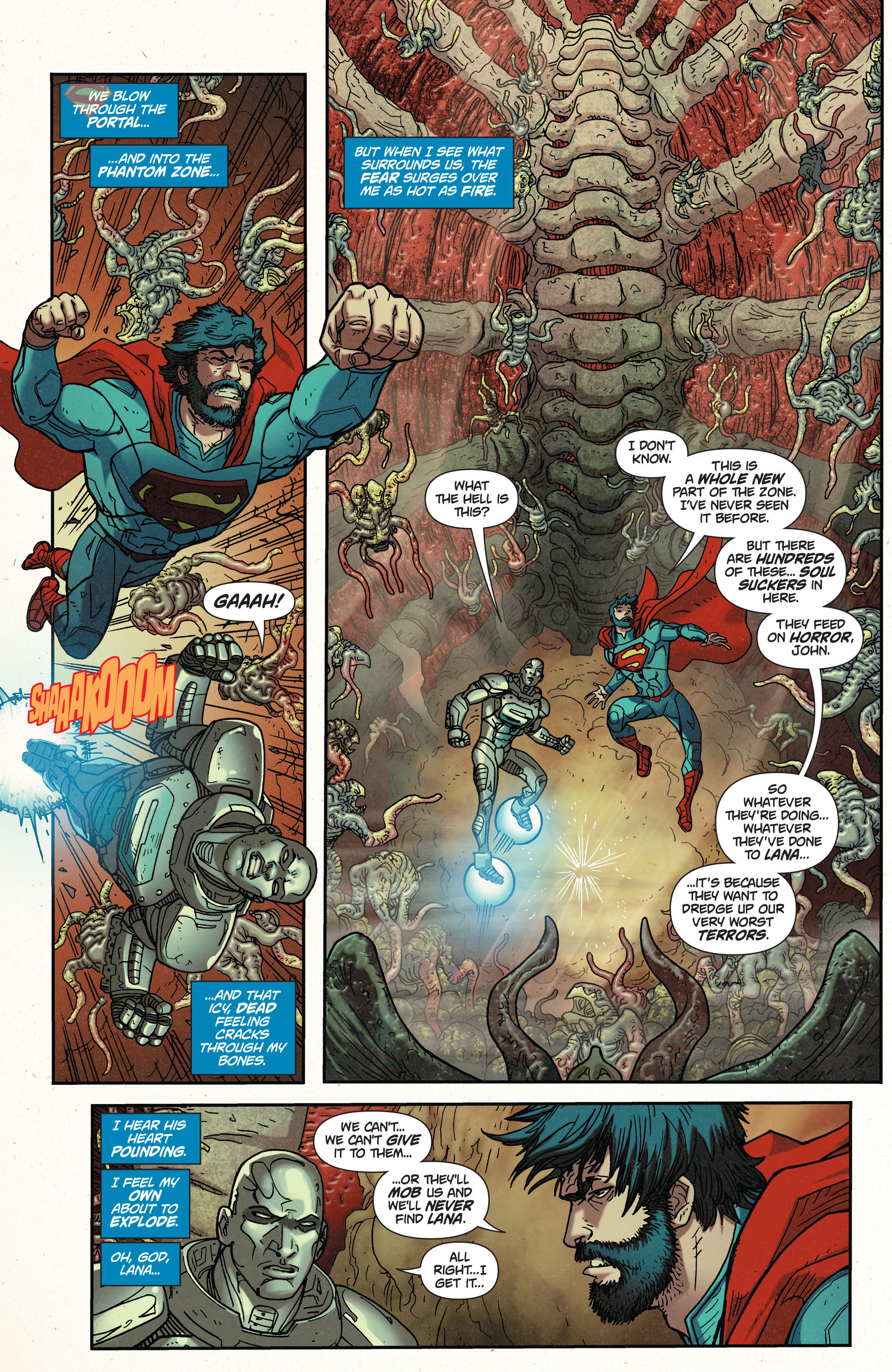Read online Action Comics (2011) comic -  Issue #39 - 4