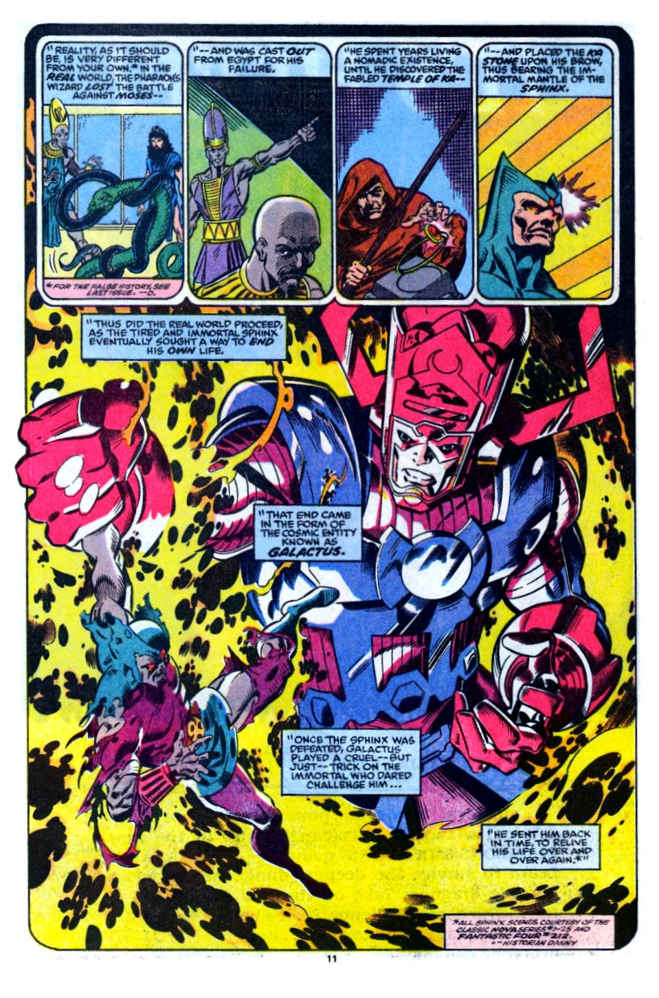 The New Warriors Issue #12 #16 - English 9