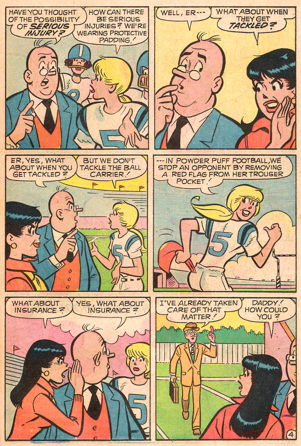 Read online Archie's Girls Betty and Veronica comic -  Issue #242 - 23