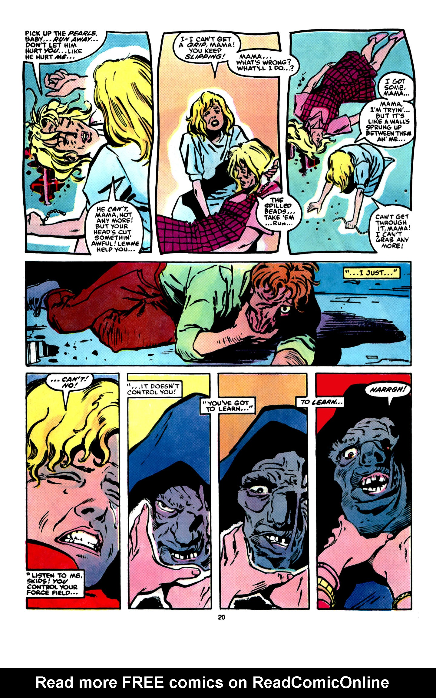Read online X-Factor (1986) comic -  Issue #16 - 21