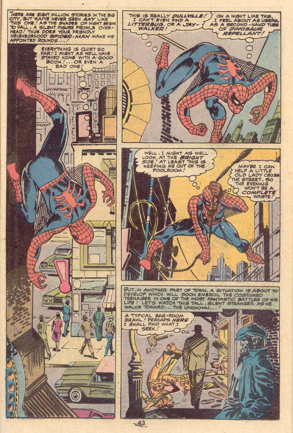 Giant-Size Spider-Man (1974) issue 4 - Page 34