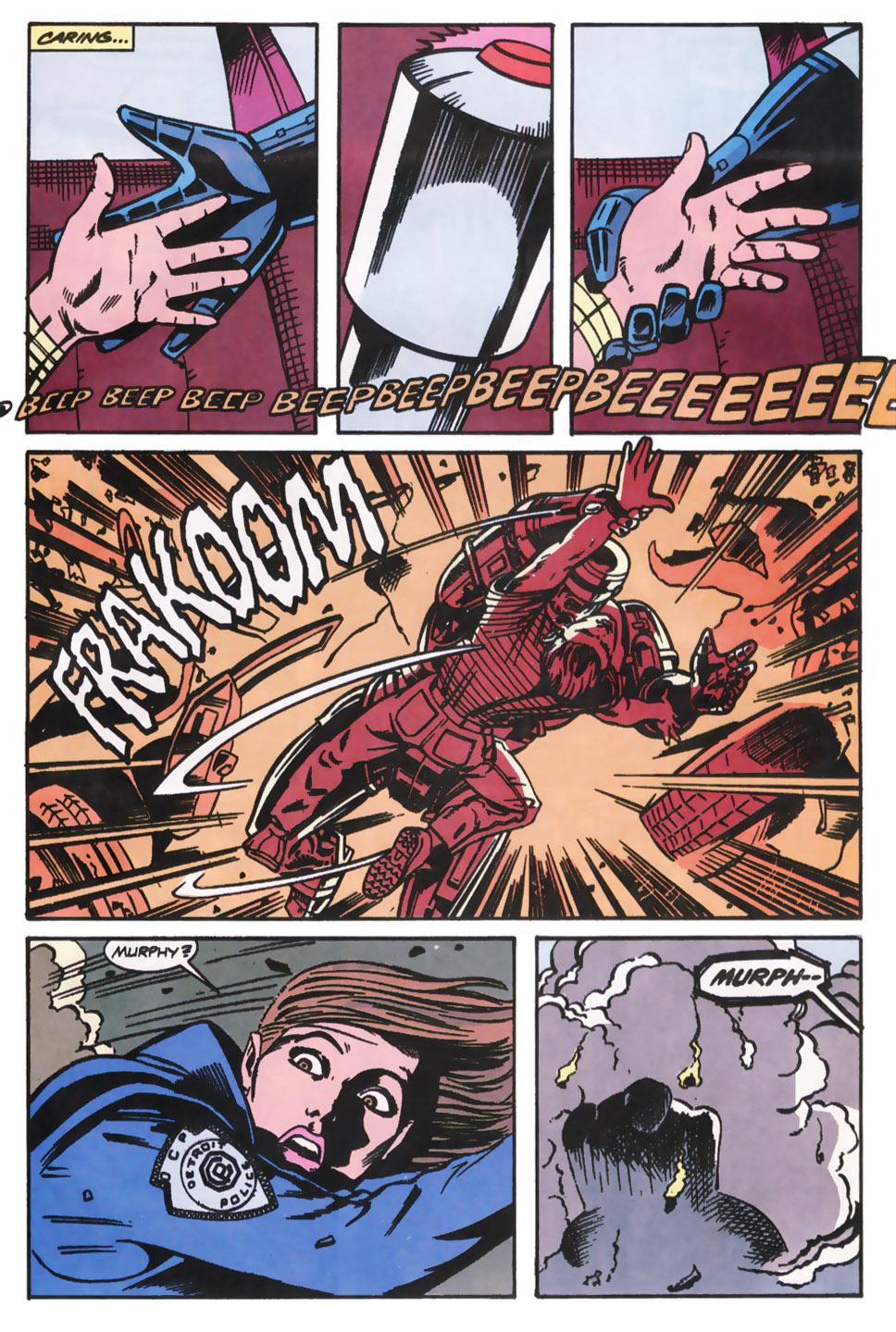 Read online Robocop (1990) comic -  Issue #12 - 4