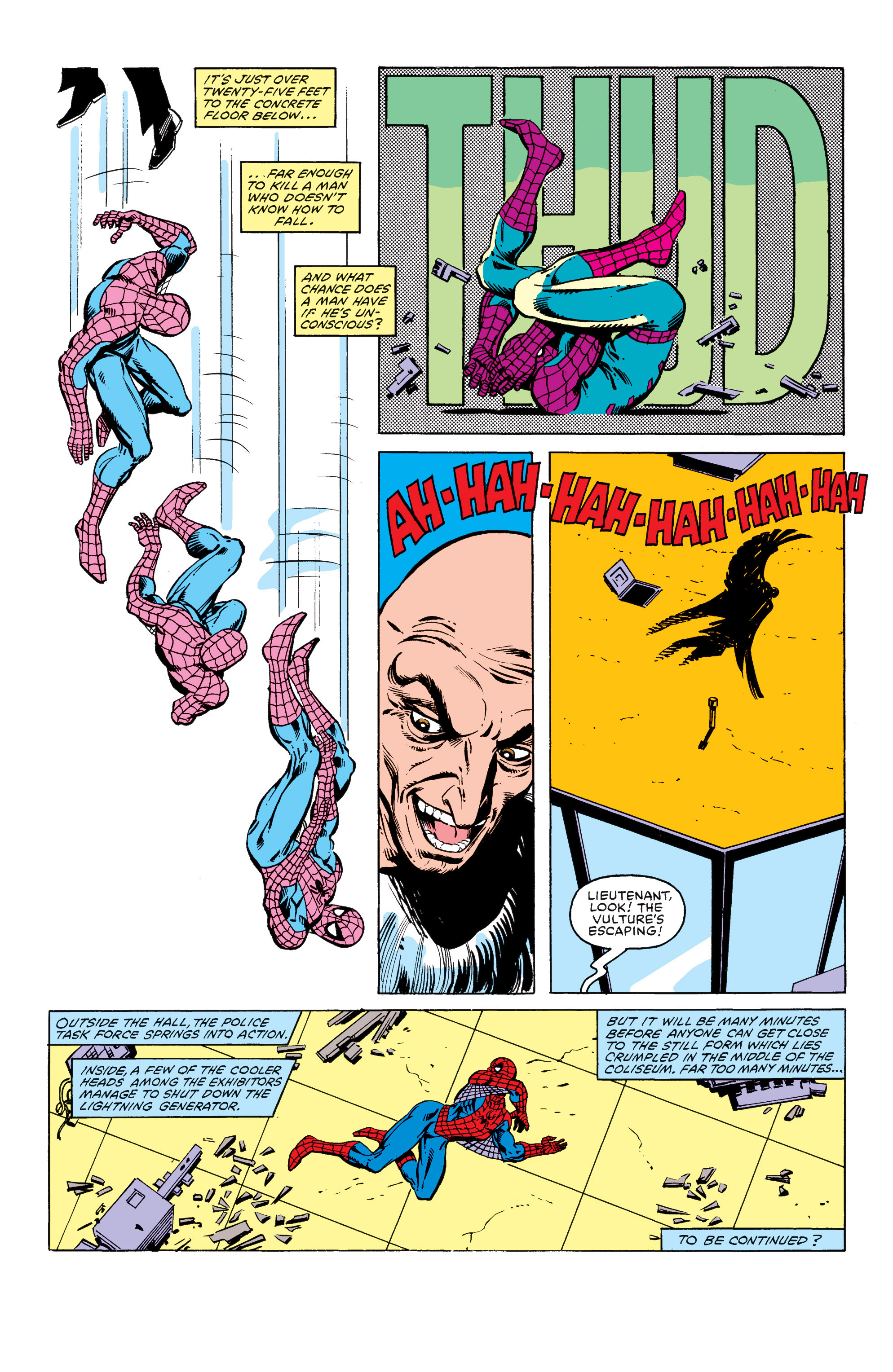 The Amazing Spider-Man (1963) 240 Page 21