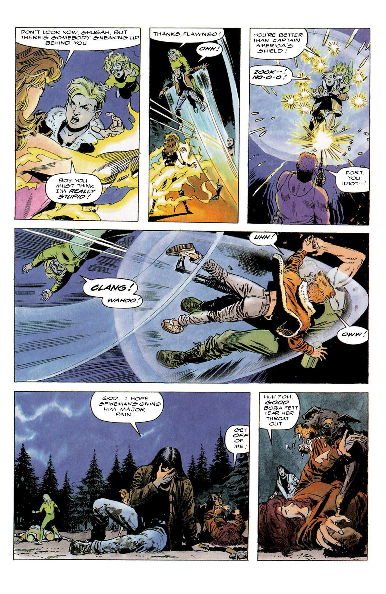 Read online Harbinger (1992) comic -  Issue #4 - 21