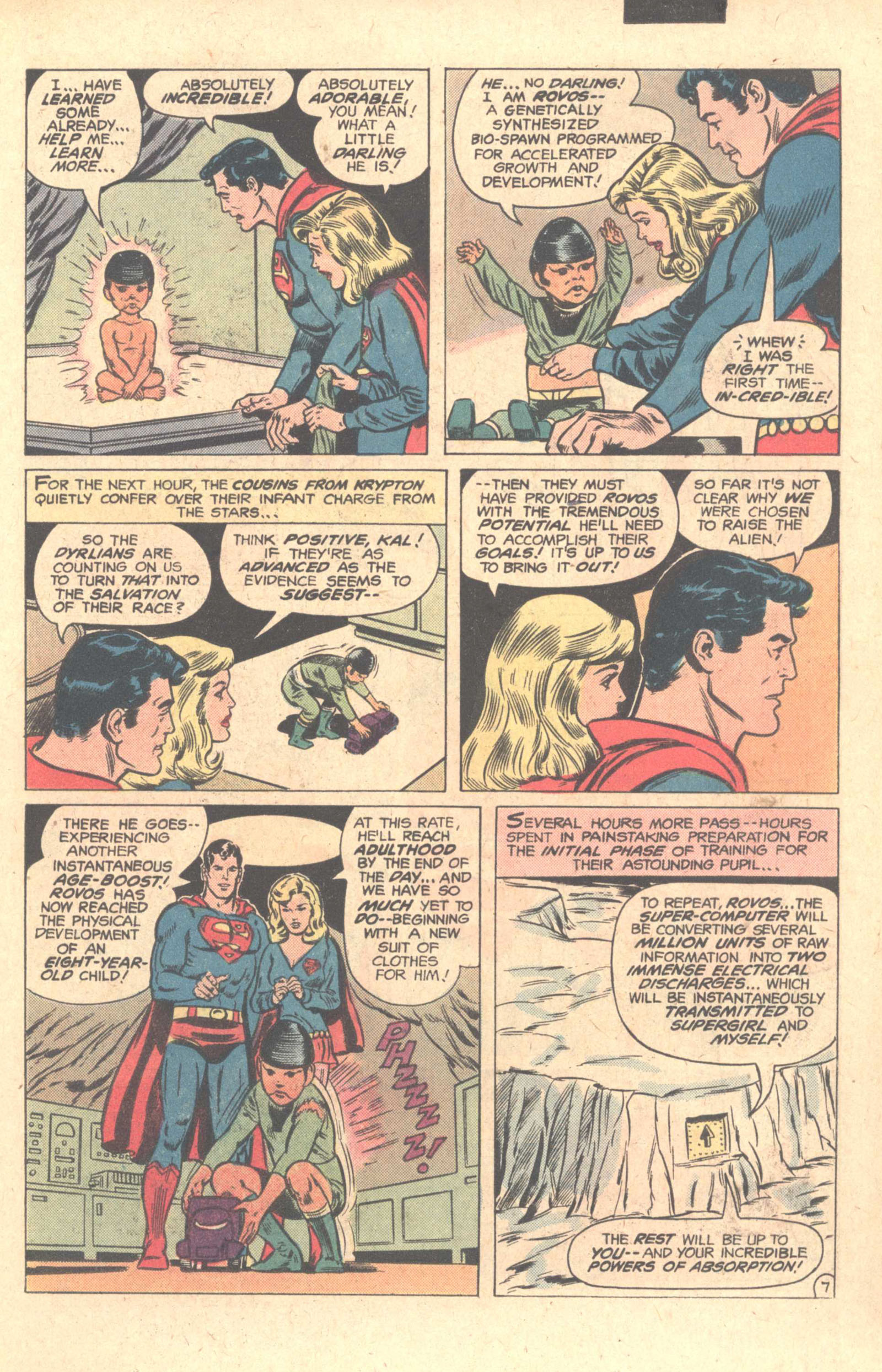Read online Action Comics (1938) comic -  Issue #502 - 11
