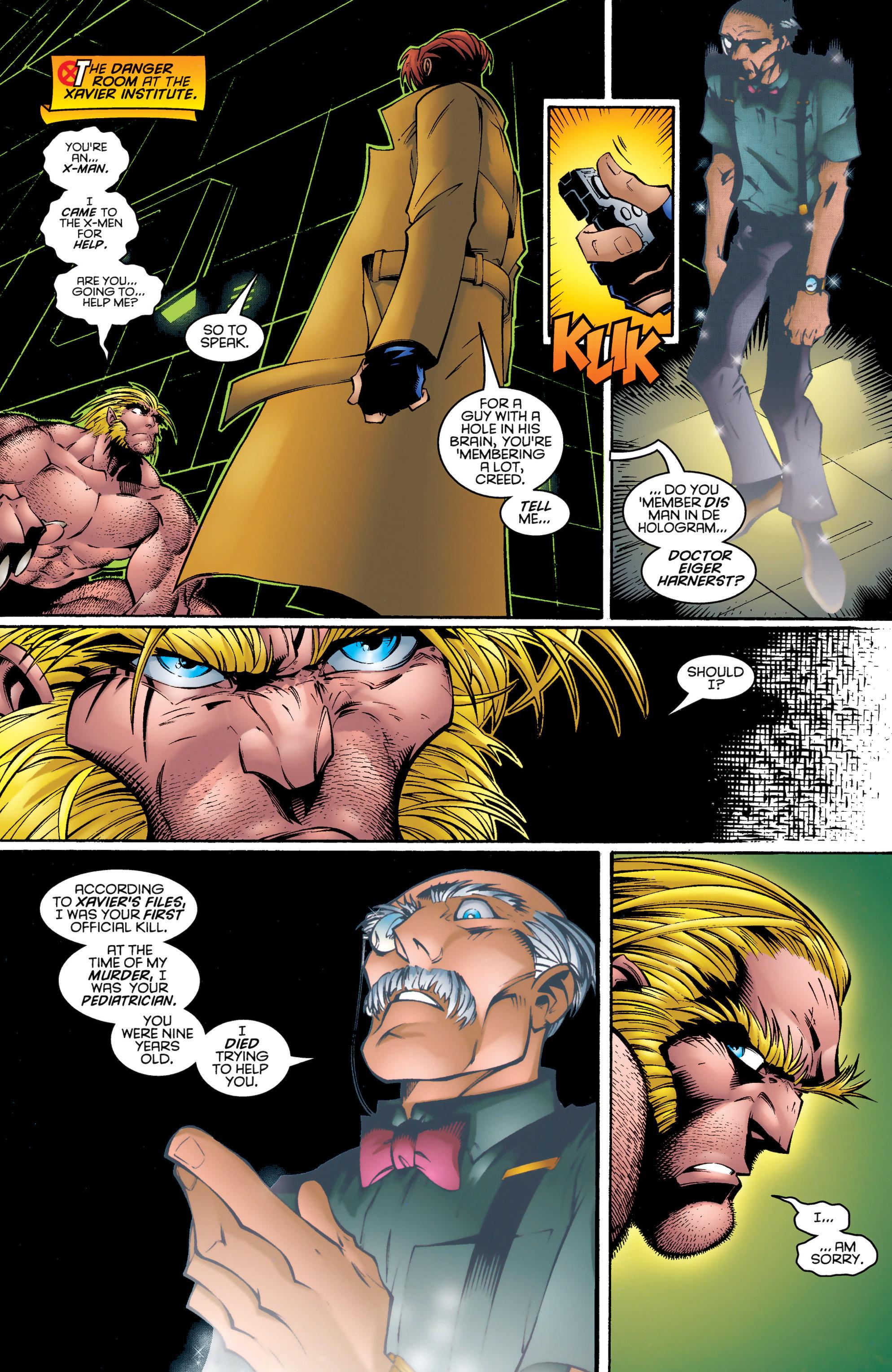 Read online Uncanny X-Men (1963) comic -  Issue #326 - 15