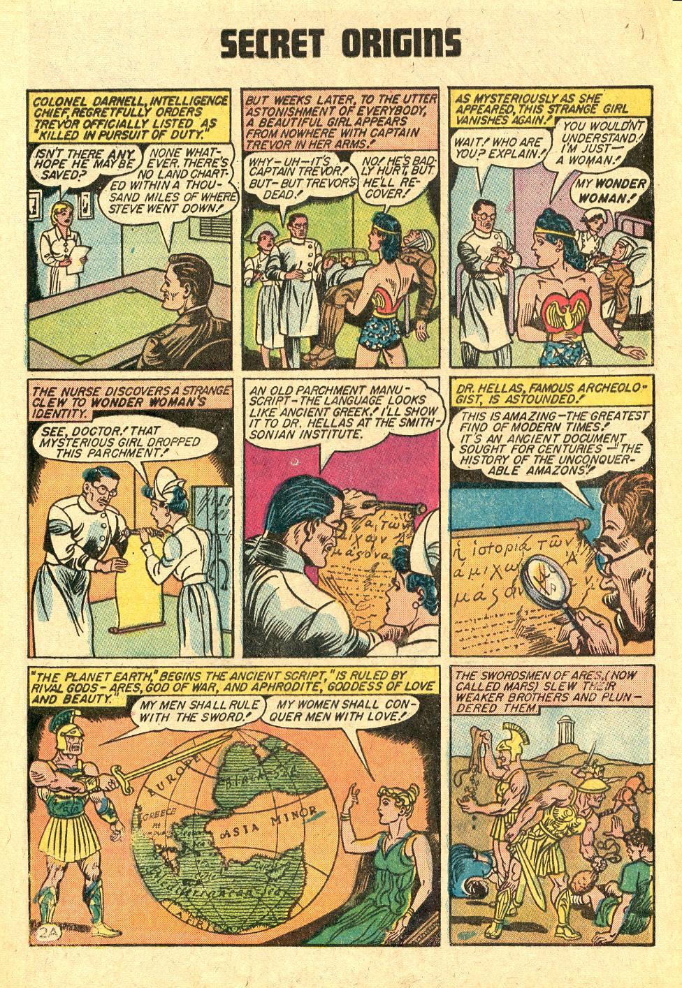 Read online Secret Origins (1973) comic -  Issue #3 - 4