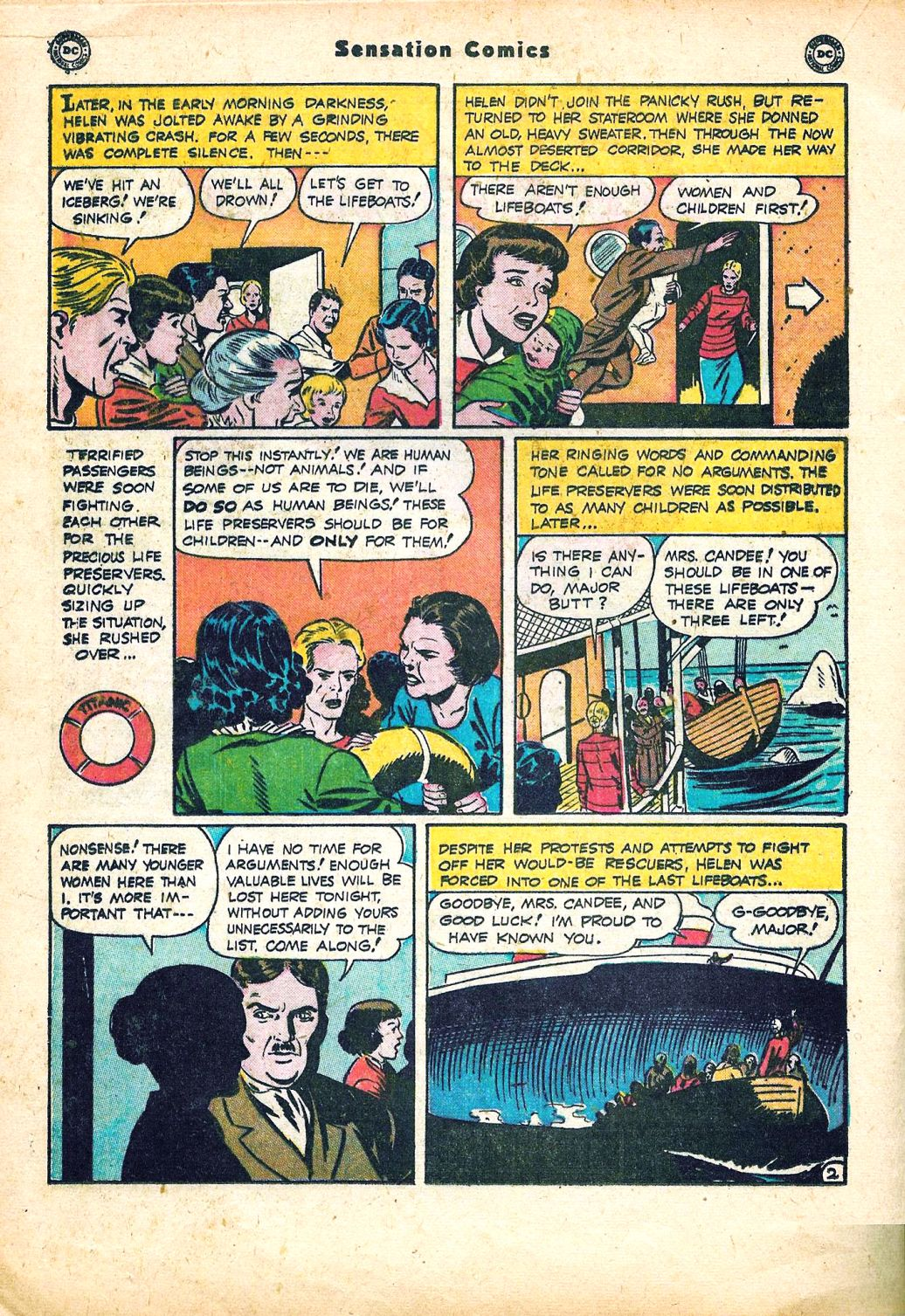 Read online Sensation (Mystery) Comics comic -  Issue #95 - 28
