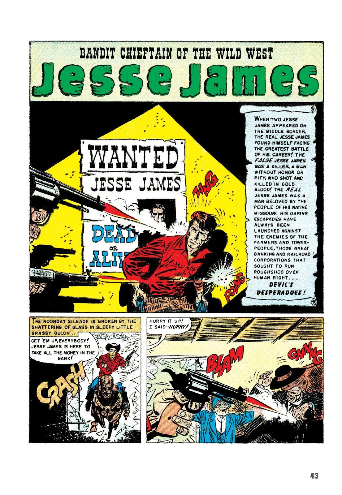 Read online The Joe Kubert Archives comic -  Issue # TPB (Part 1) - 54