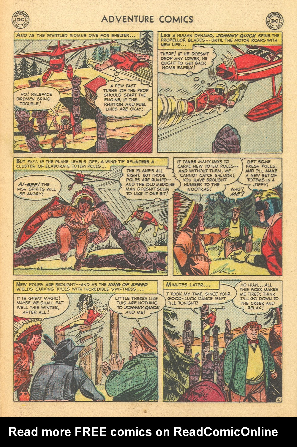 Read online Adventure Comics (1938) comic -  Issue #176 - 26