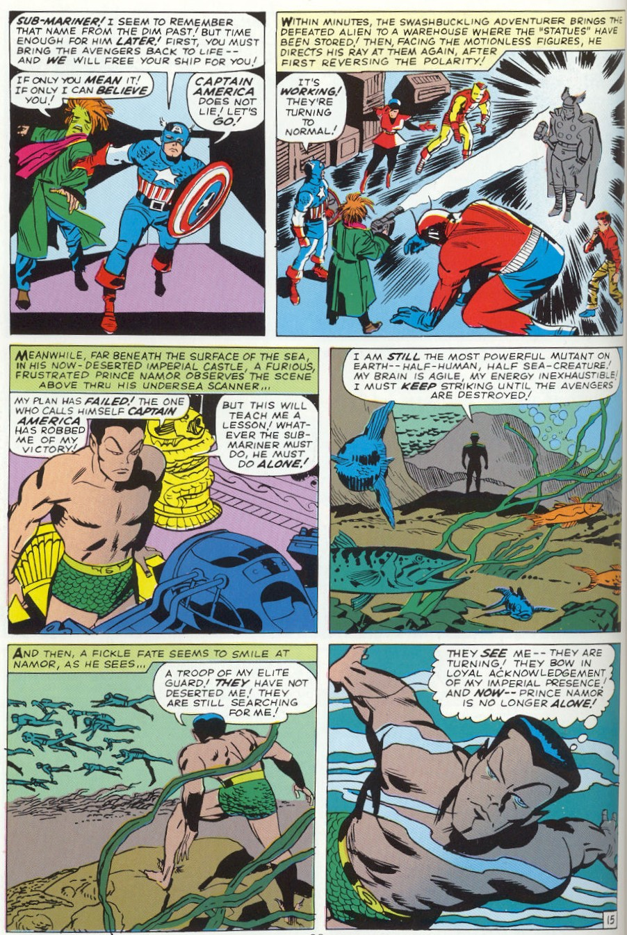 The Avengers (1963) 4 Page 15
