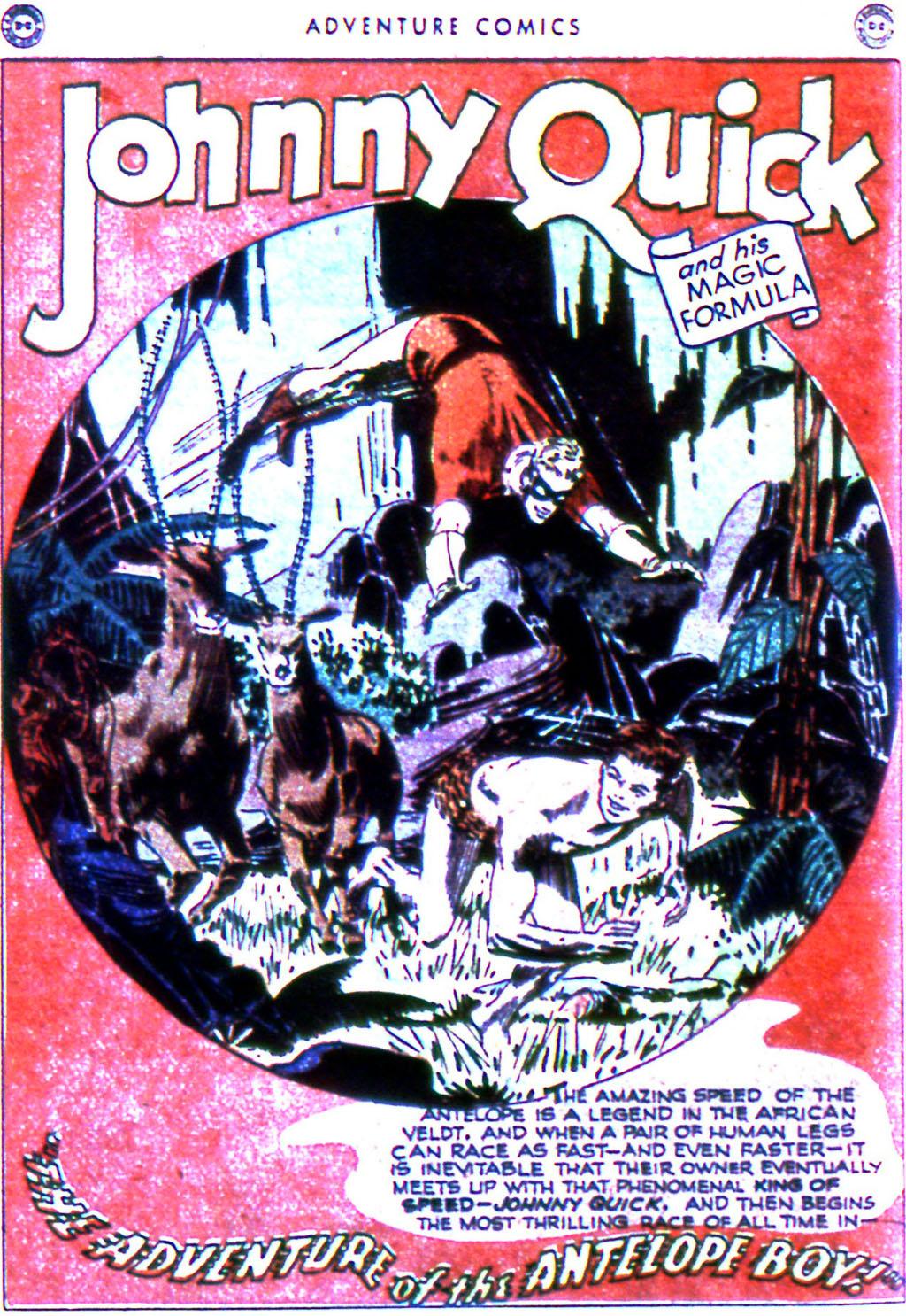 Read online Adventure Comics (1938) comic -  Issue #123 - 40
