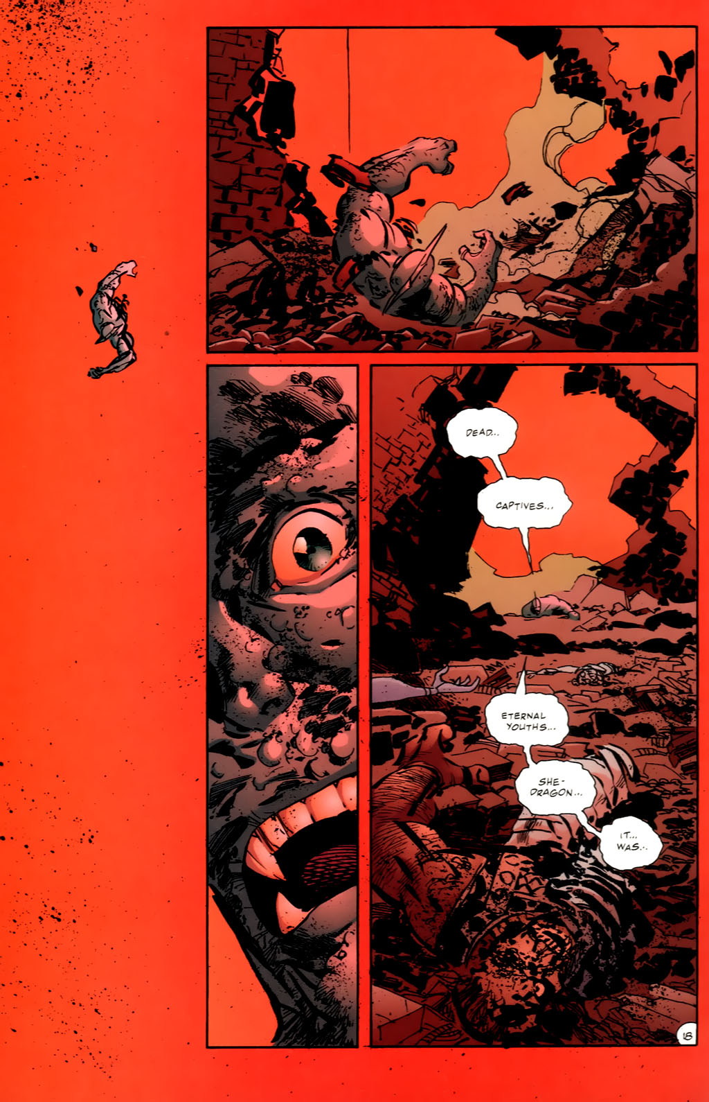The Savage Dragon (1993) Issue #98 #101 - English 19