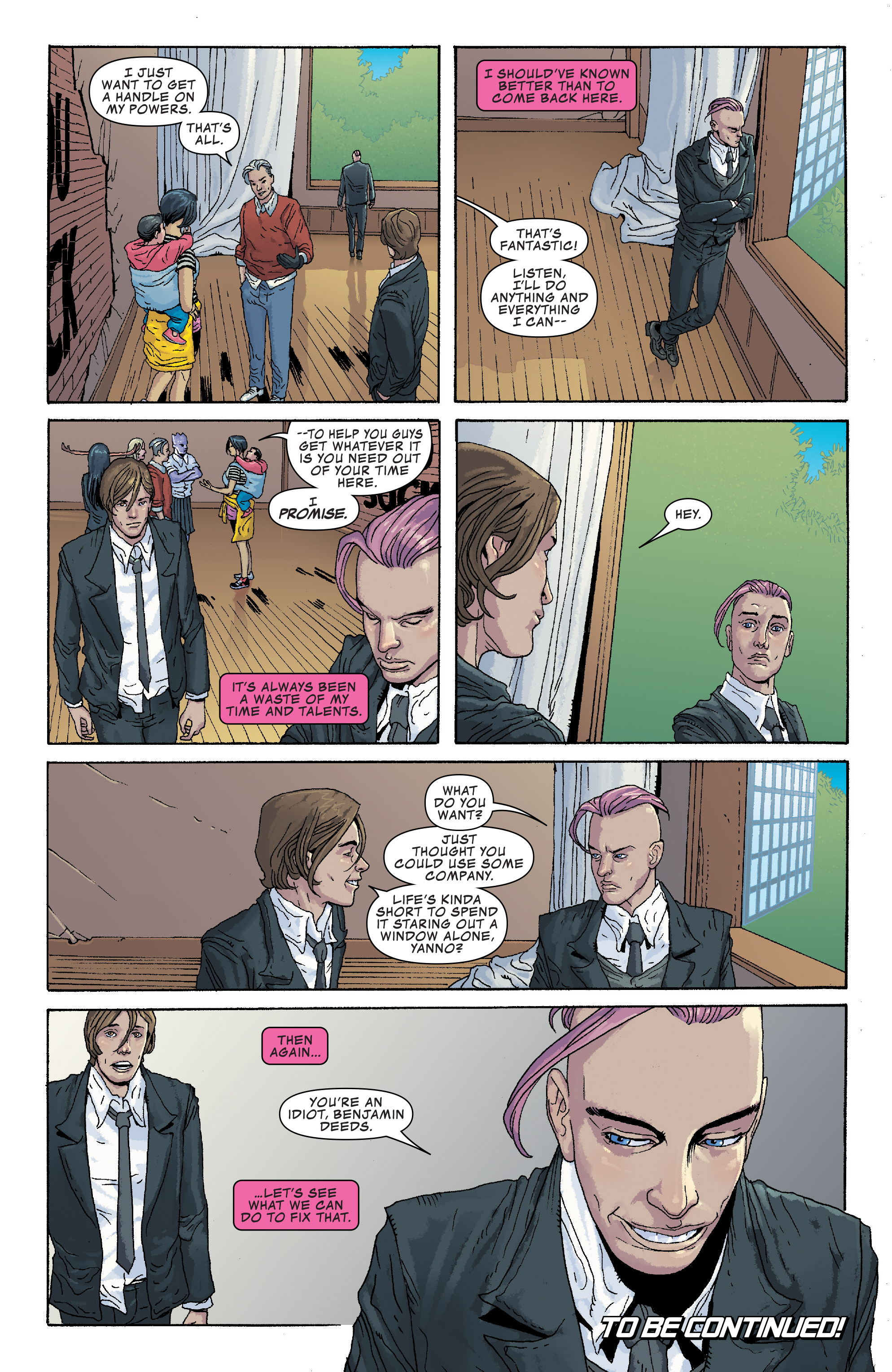 Read online Generation X (2017) comic -  Issue #2 - 22