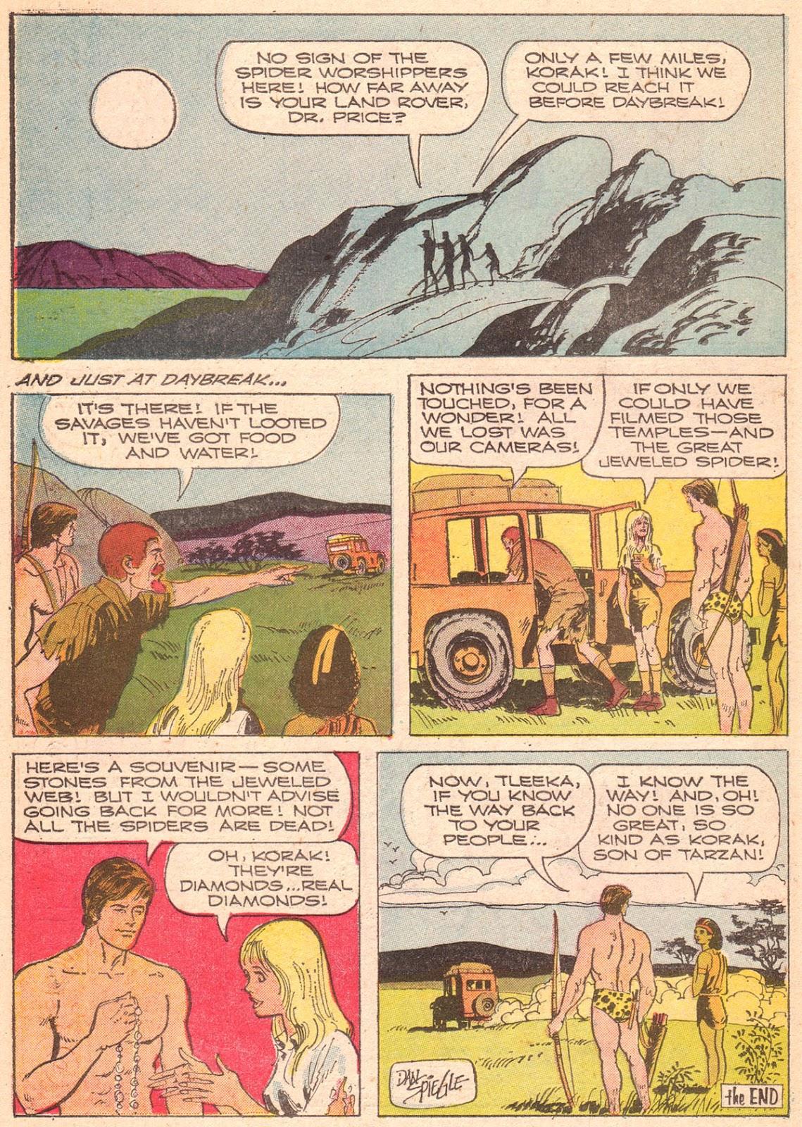 Korak, Son of Tarzan (1964) issue 39 - Page 26
