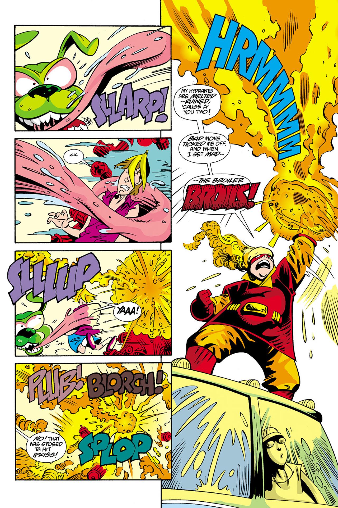Read online Adventures Of The Mask Omnibus comic -  Issue #Adventures Of The Mask Omnibus Full - 251