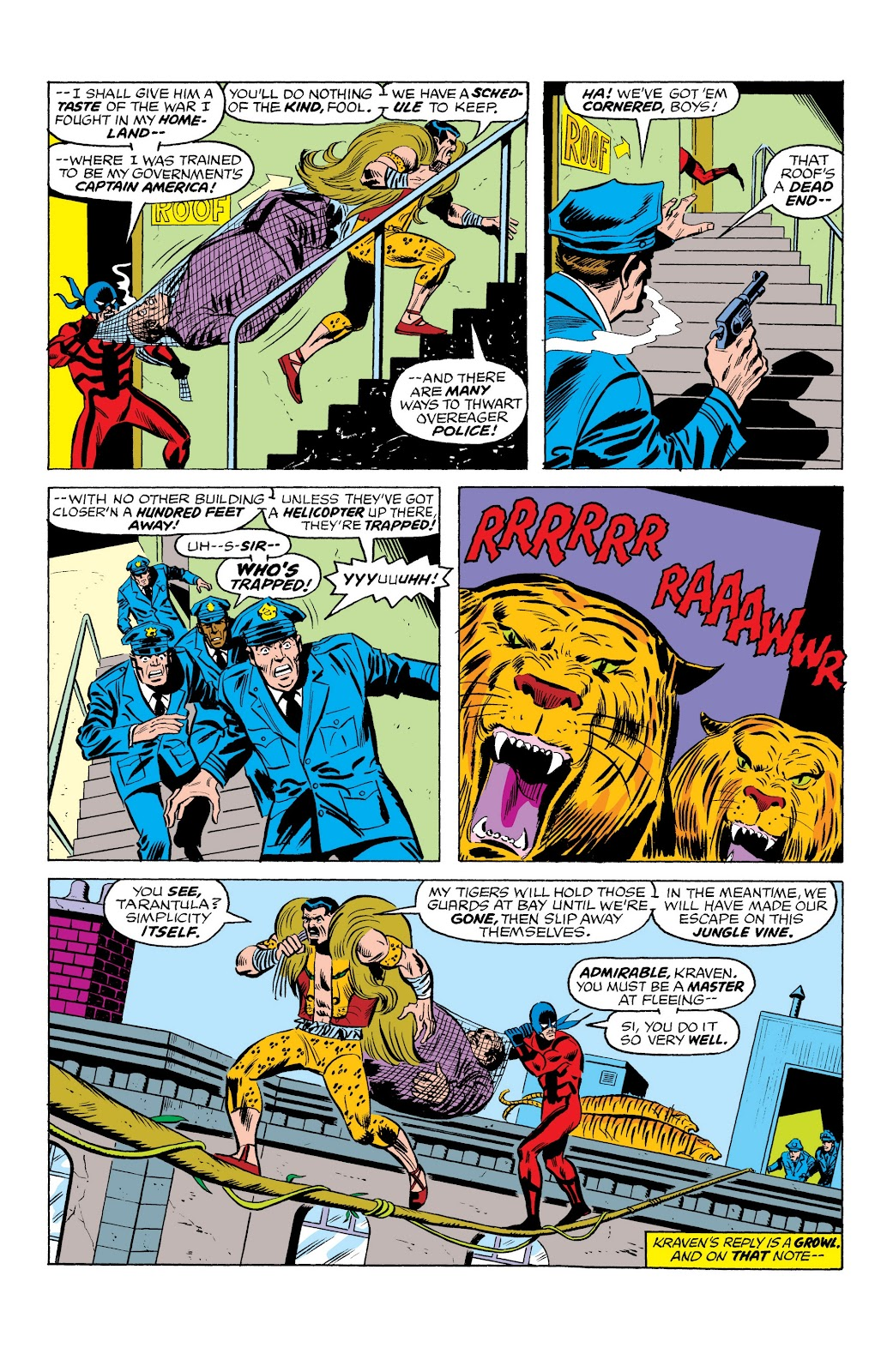 Read online Marvel Masterworks: The Spectacular Spider-Man comic -  Issue # TPB (Part 1) - 35