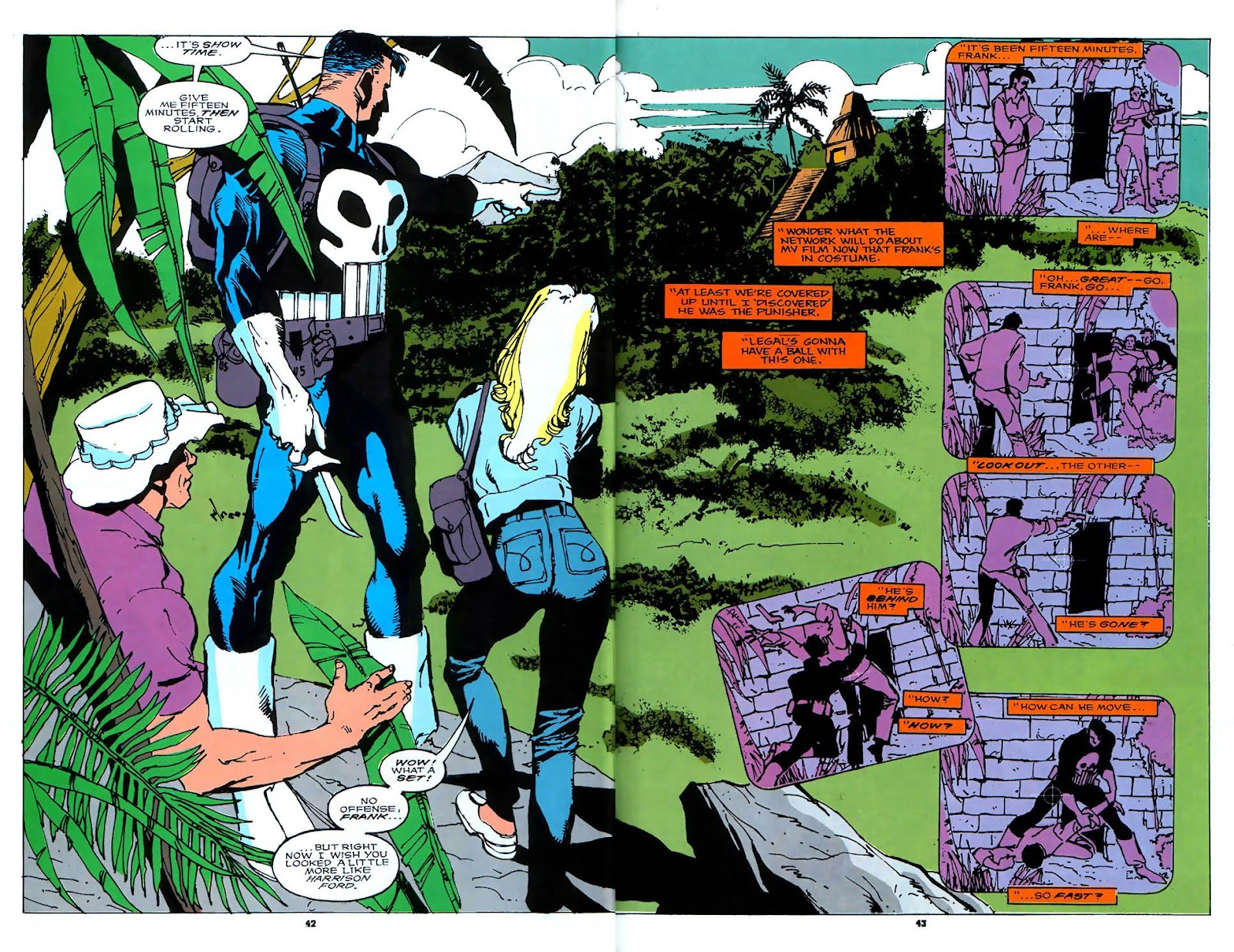 Read online Punisher: The Prize comic -  Issue # Full - 46
