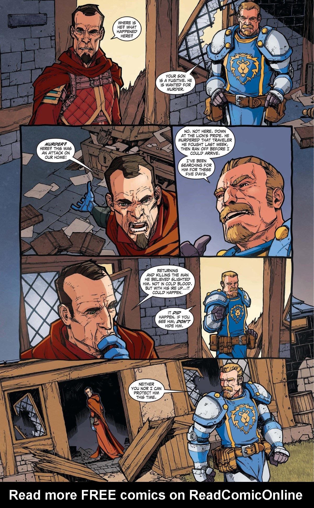 Read online World of Warcraft: Dark Riders comic -  Issue # Full - 36