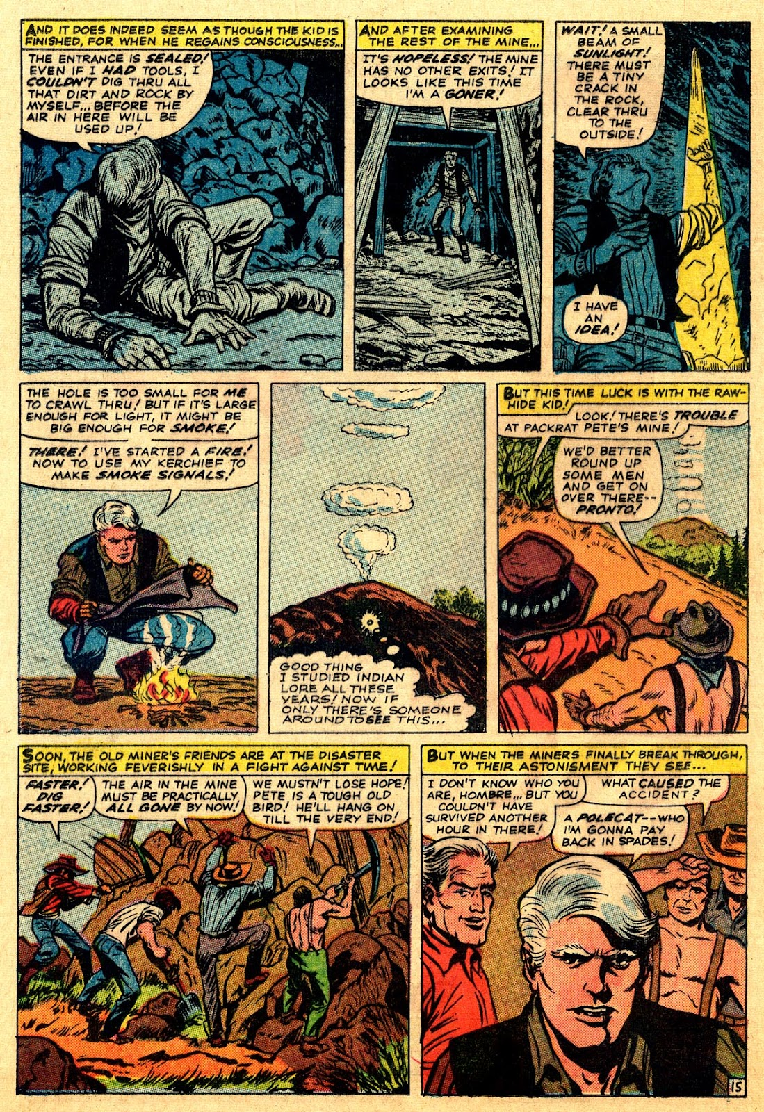 The Rawhide Kid (1955) issue 49 - Page 20