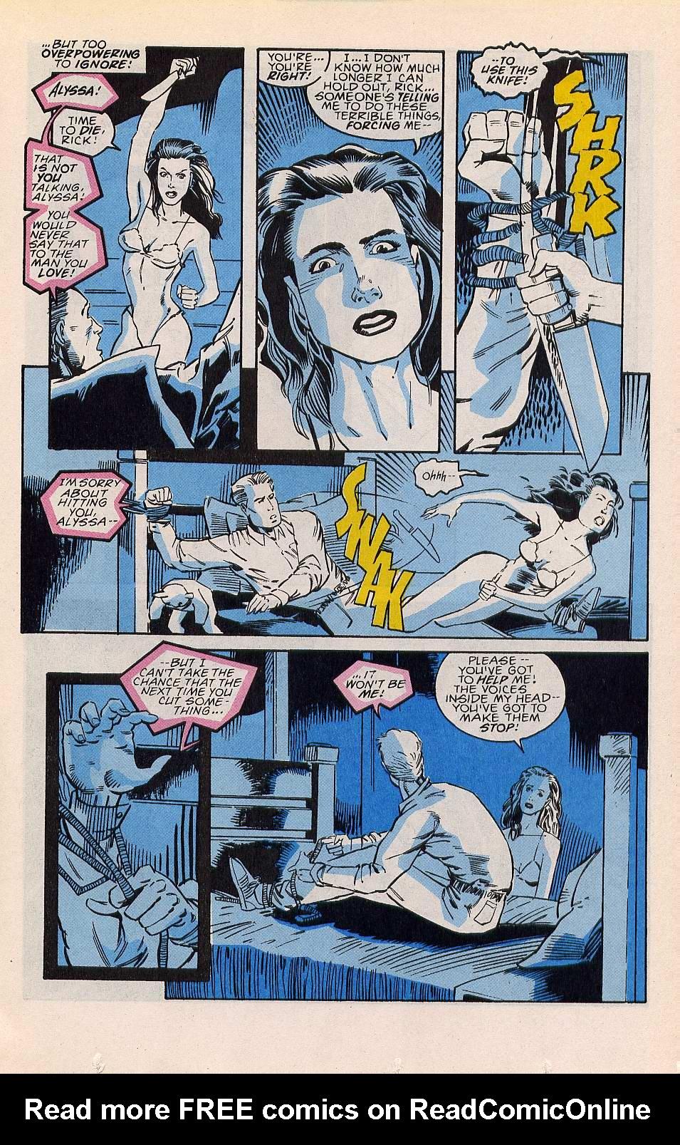 Read online Sleepwalker comic -  Issue #22 - 14