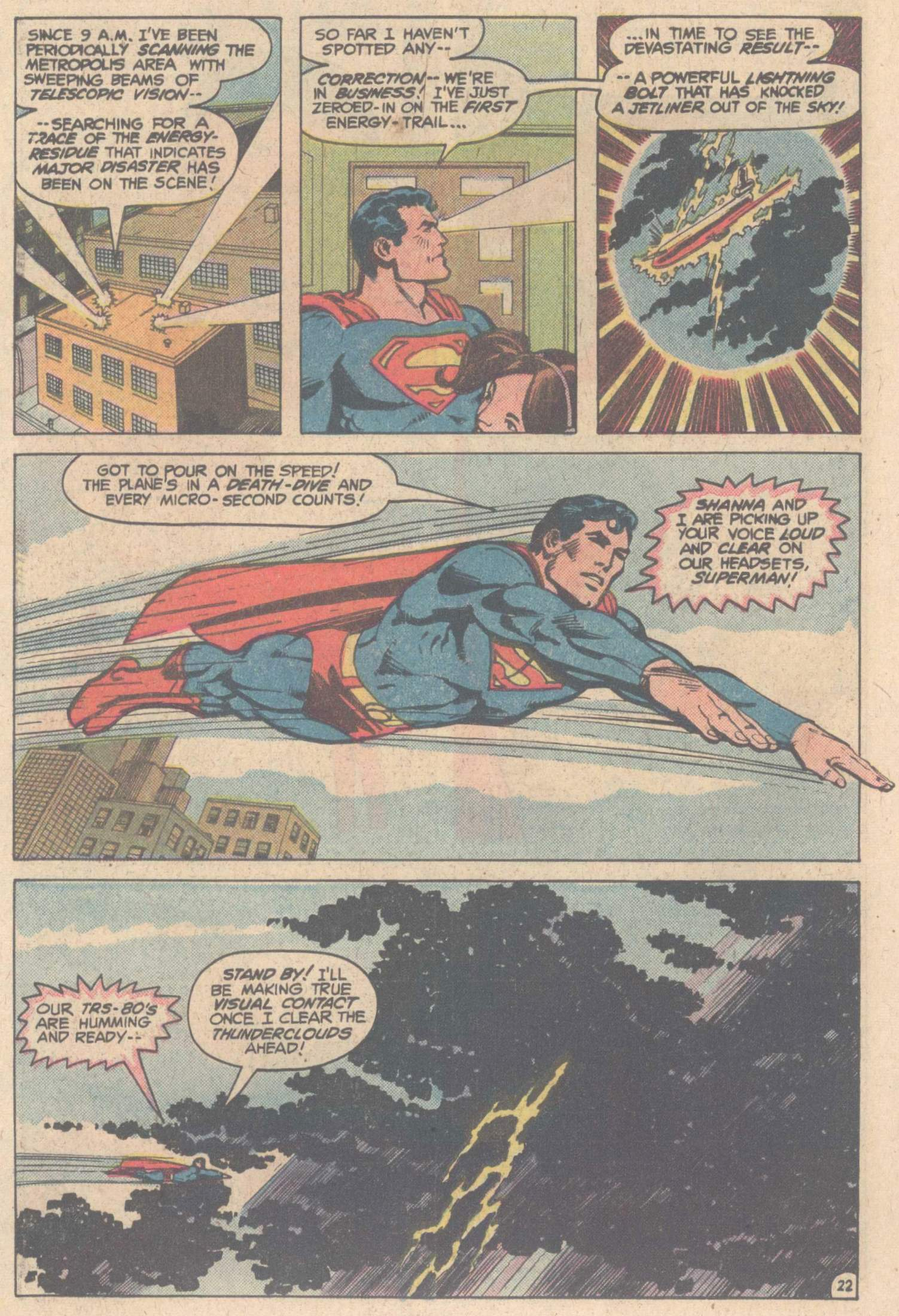 Read online Action Comics (1938) comic -  Issue #509 - 42
