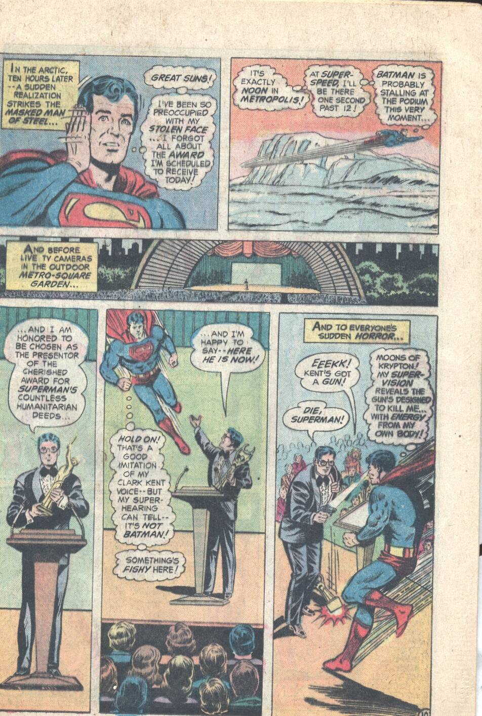 Read online Action Comics (1938) comic -  Issue #453 - 12