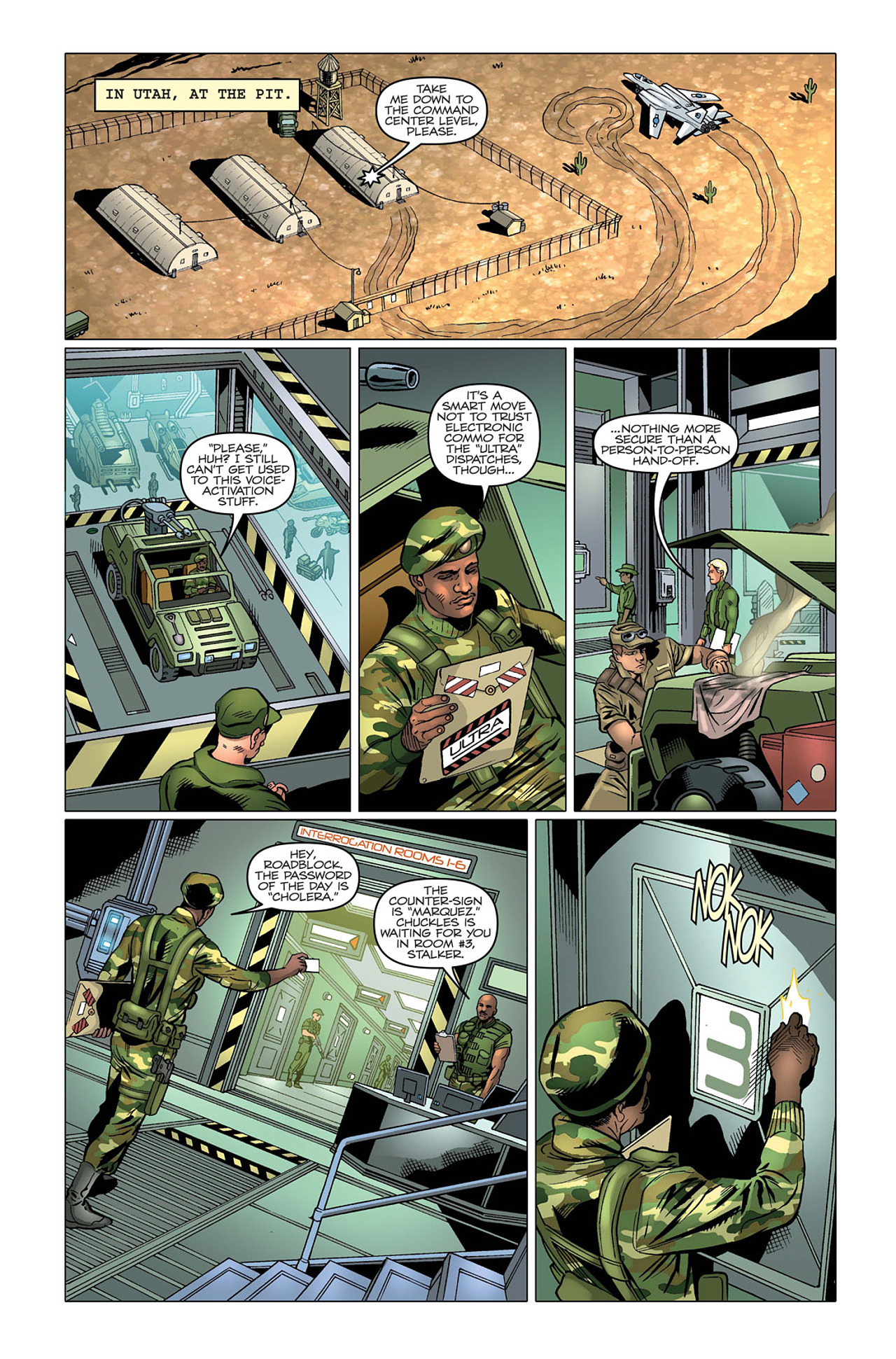 G.I. Joe: A Real American Hero 169 Page 13