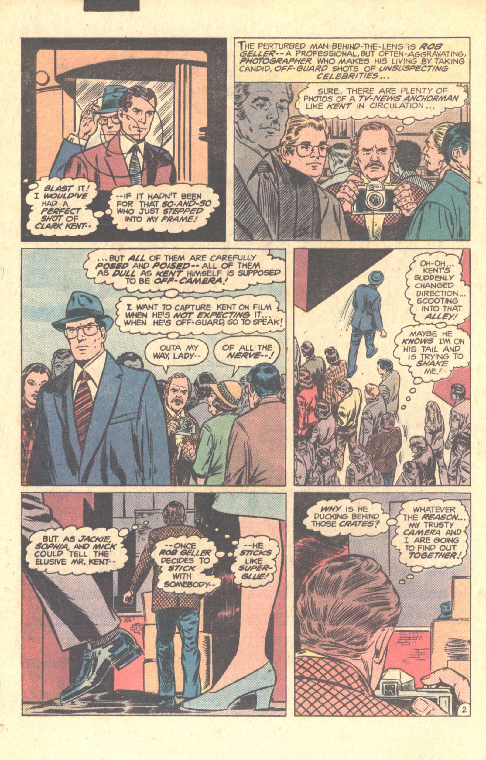 Read online Action Comics (1938) comic -  Issue #502 - 4