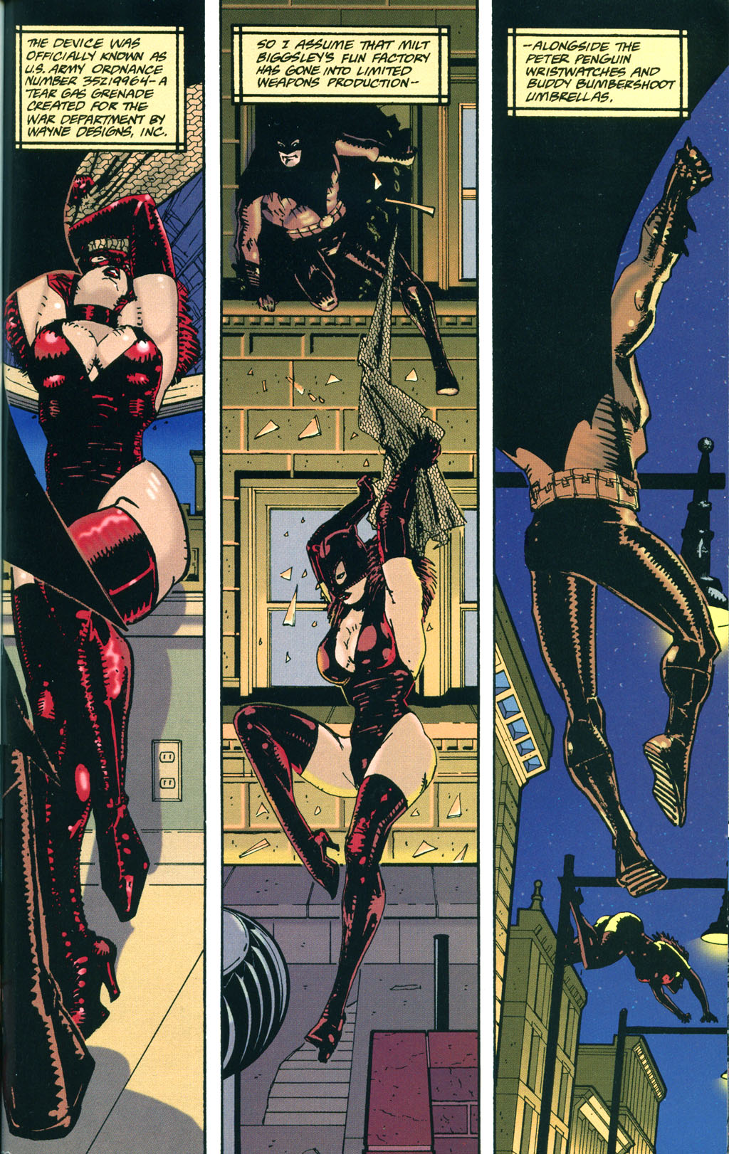 Read online Batman: Dark Allegiances comic -  Issue # Full - 39