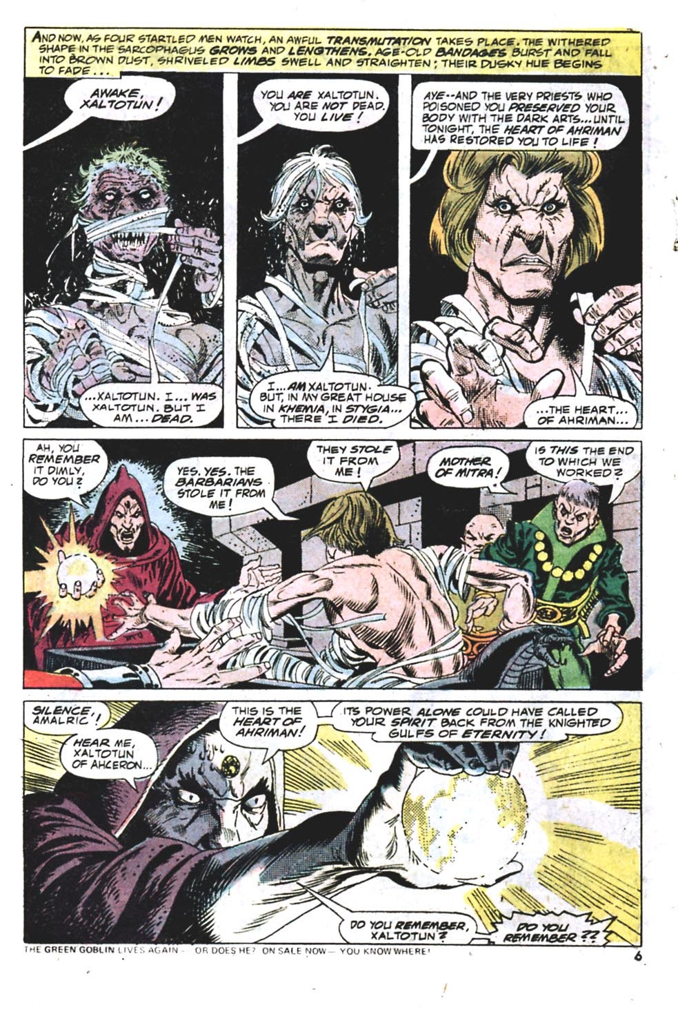 Giant-Size Conan issue 1 - Page 5