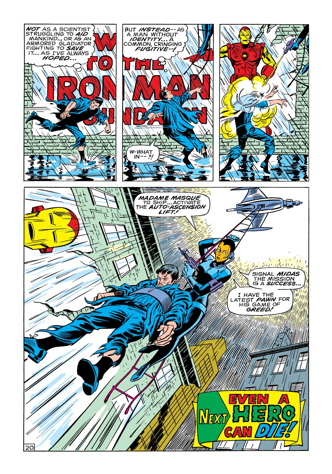 Read online Marvel Masterworks: The Invincible Iron Man comic -  Issue # TPB 6 (Part 1) - 89