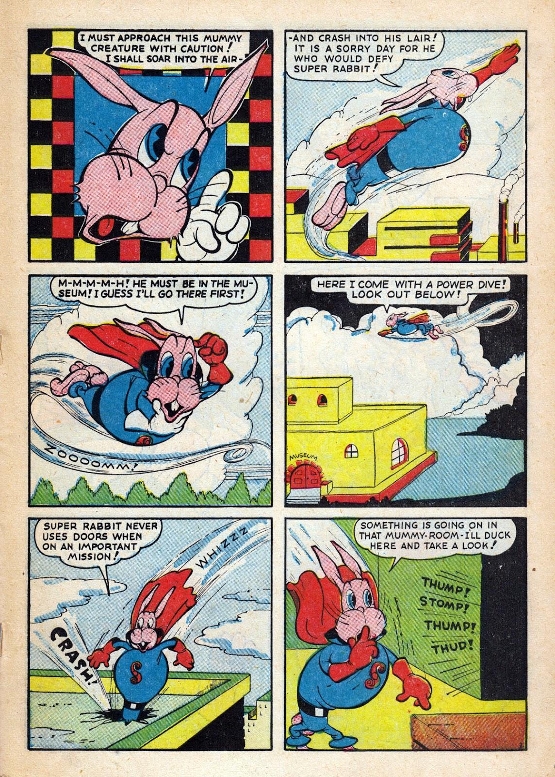 Read online Comedy Comics (1942) comic -  Issue #15 - 3